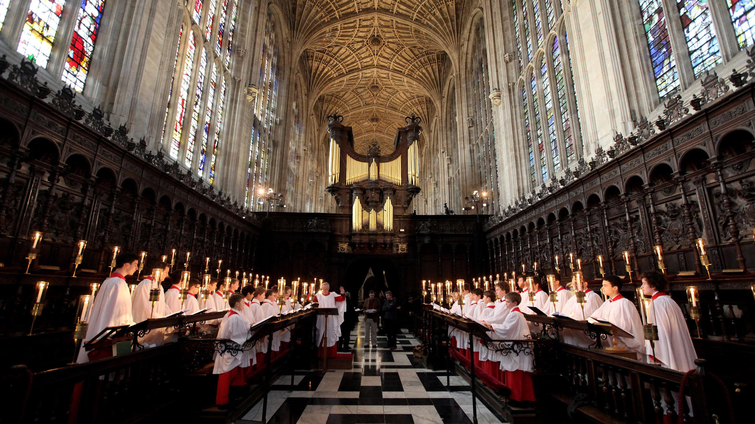 Kings College Christmas Broadcast 2020 Where To Listen Commemorating A King's College Christmas Tradition | WRTI
