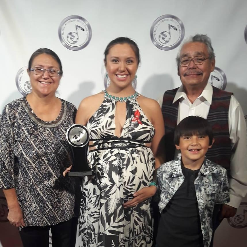 Crow Singer Nominated For Native American Music Awards Mtpr