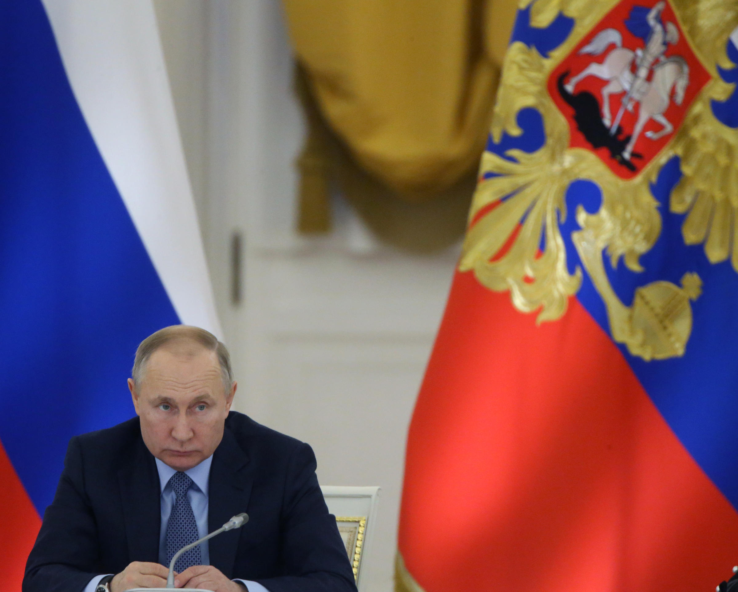 Putin S Rule Turns 20 Many Russians Find Stability A New Generation Sees Stagnation Kosu