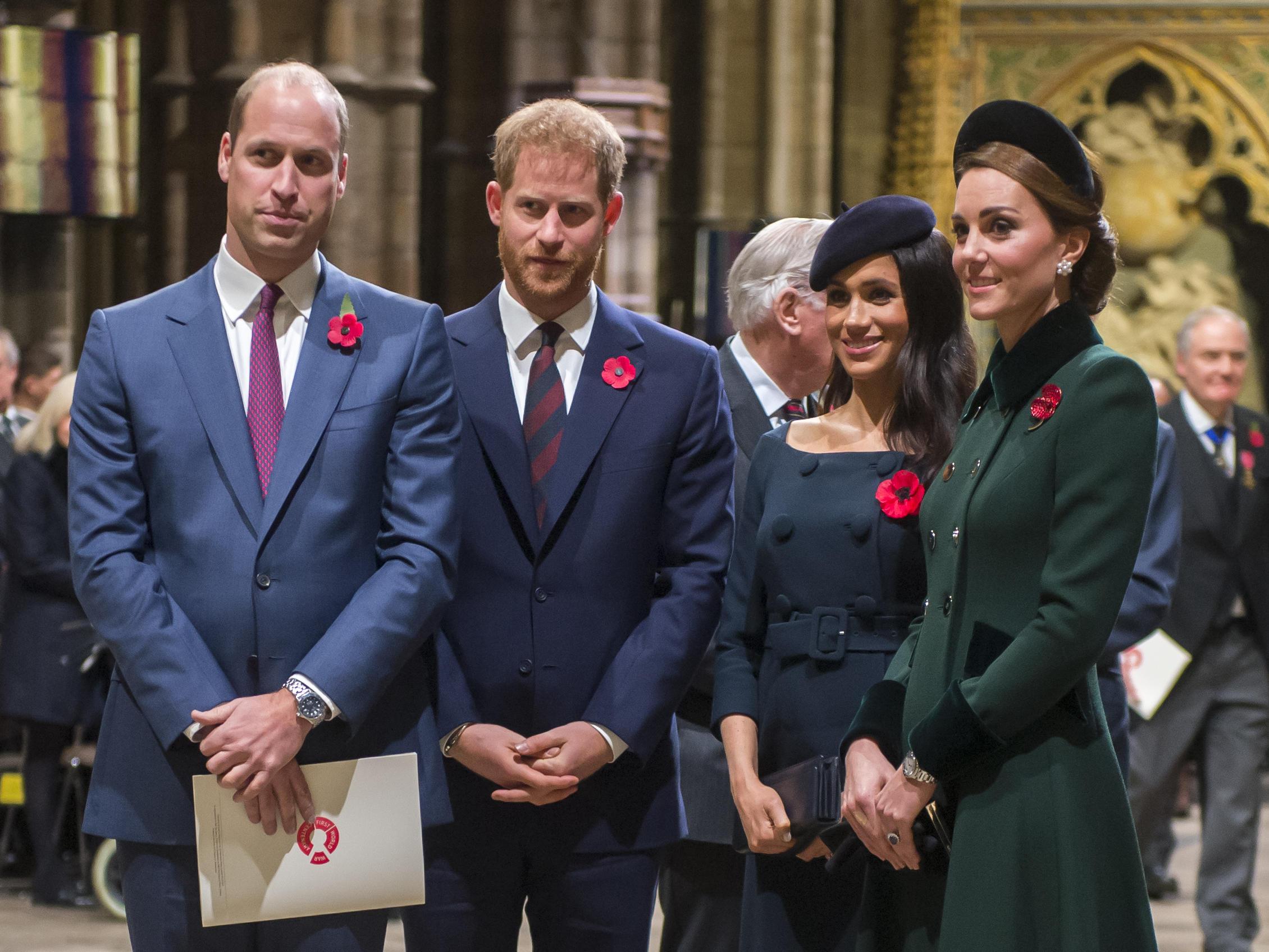 Harry, Meghan drop 'royal highness' titles