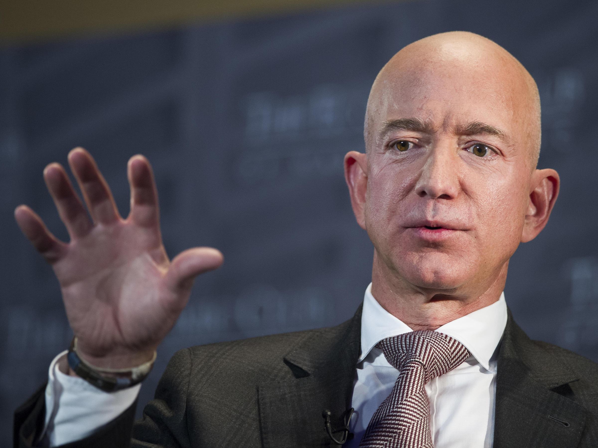 U.N. Experts Urge Probe Of Reported Hacking Of Jeff Bezos' Phone By Saudi Arabia