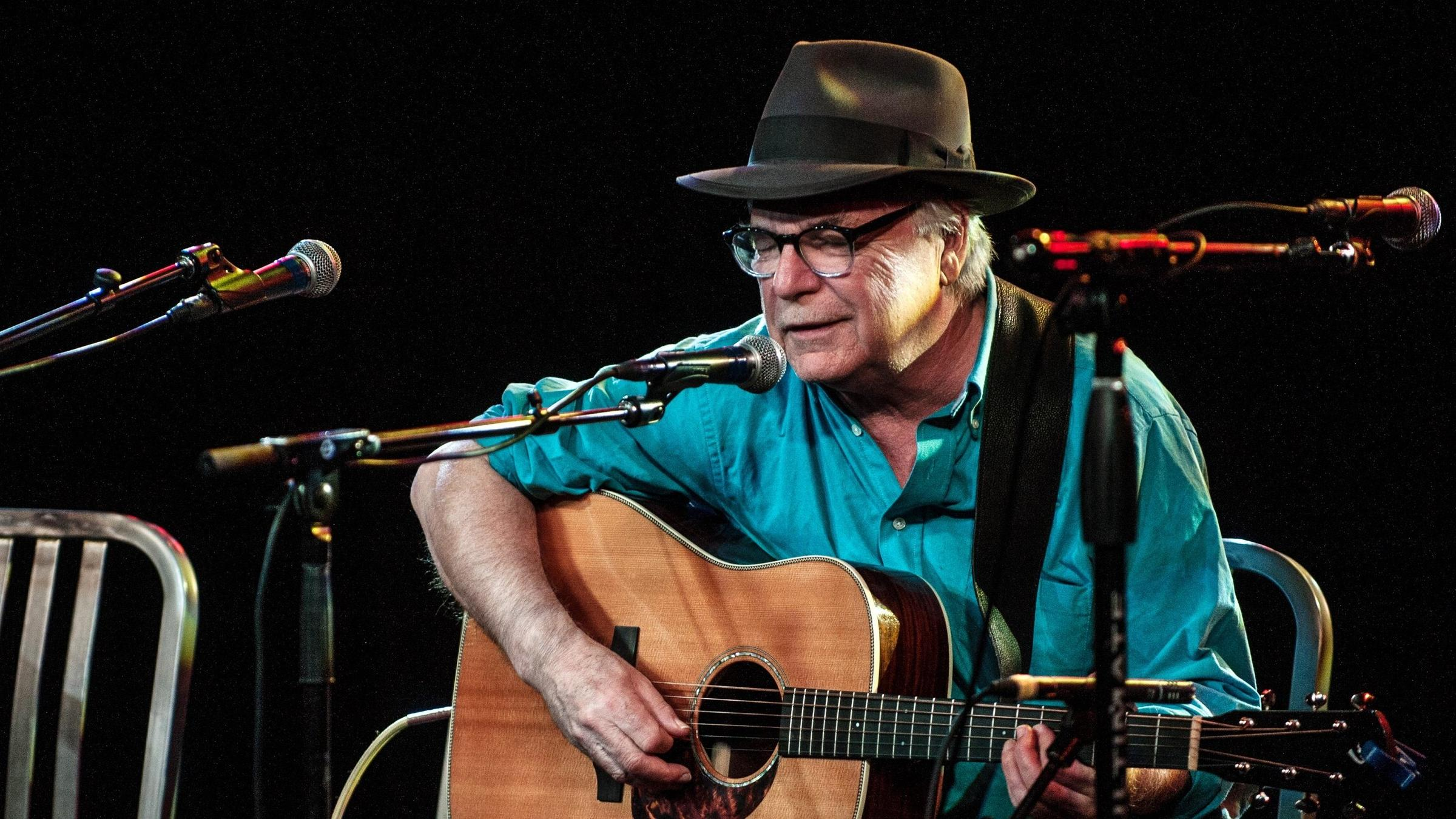 The Experience In, And Of, David Olney's Beloved Songs