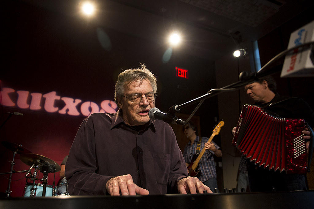 Why Texas Music Legend Terry Allen Calls His New Album 'Just Like Moby Dick'