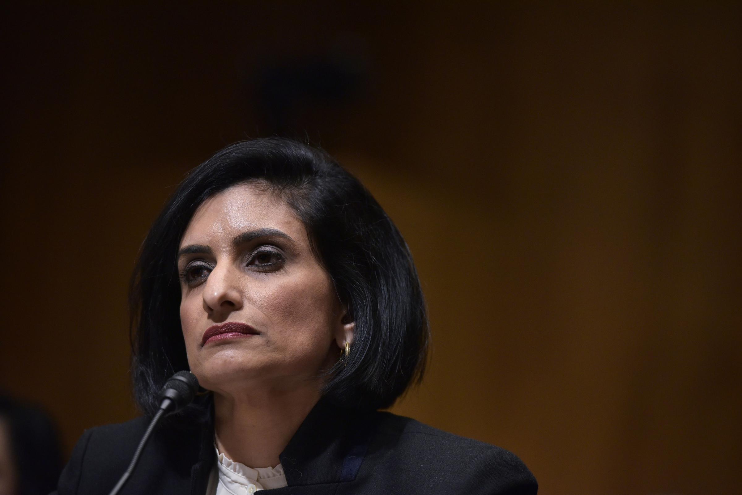 Stitt, Trump administration officials unveil Medicaid block grant plan