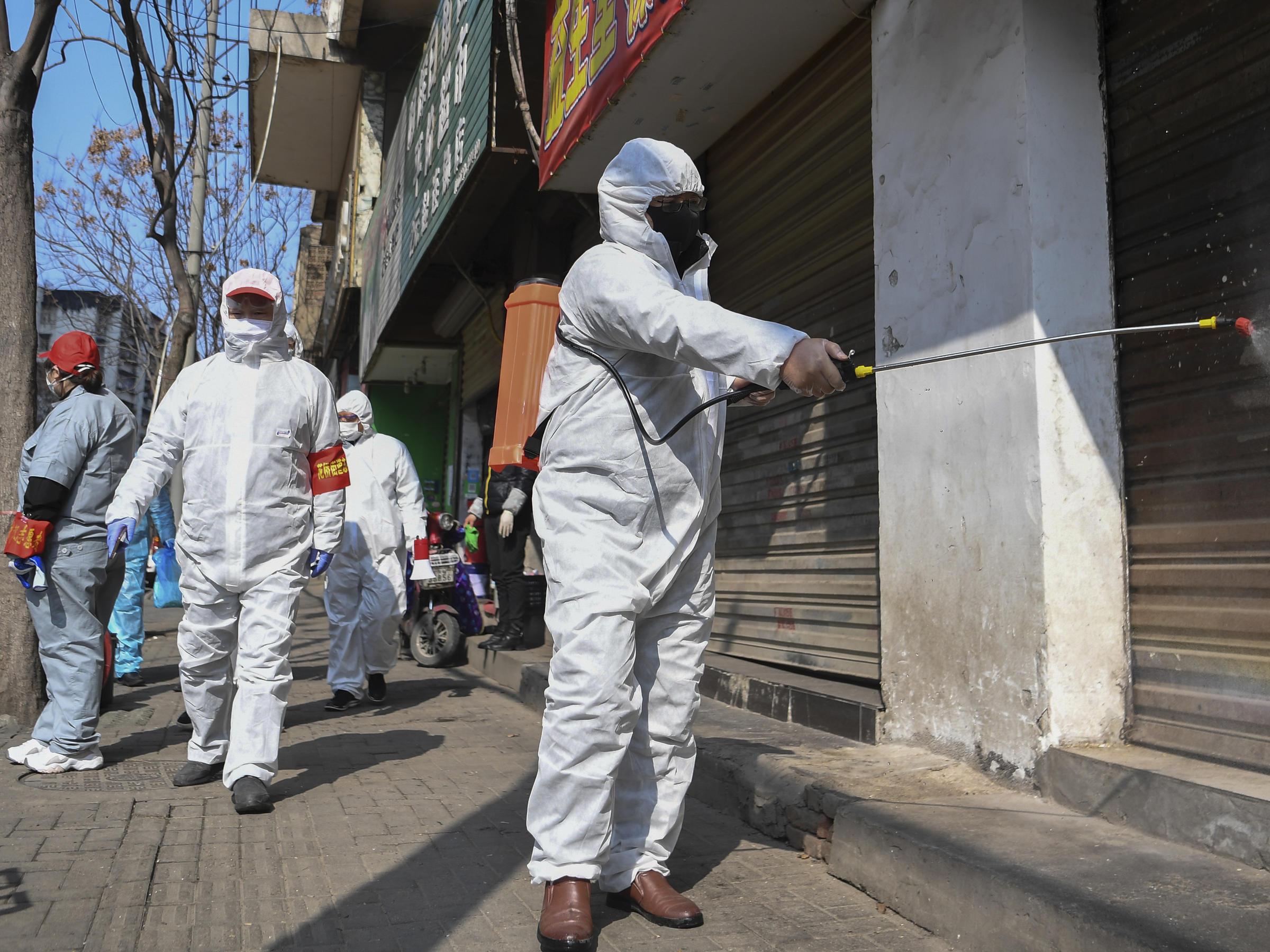 Ireland backs global effort to control coronavirus spread