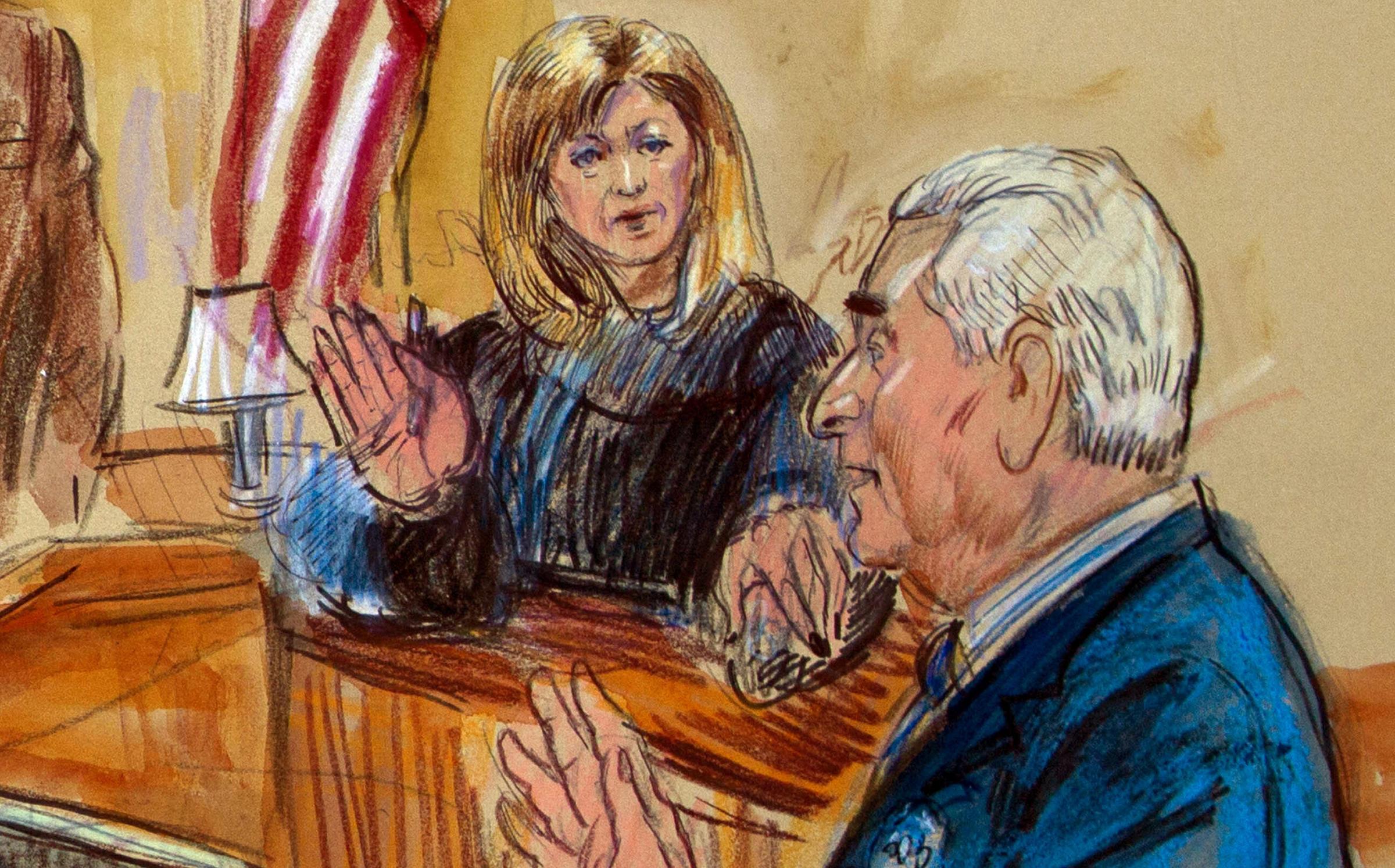 After Lengthy Career, Spotlight Lands On Amy Berman Jackson, Judge In Stone Case