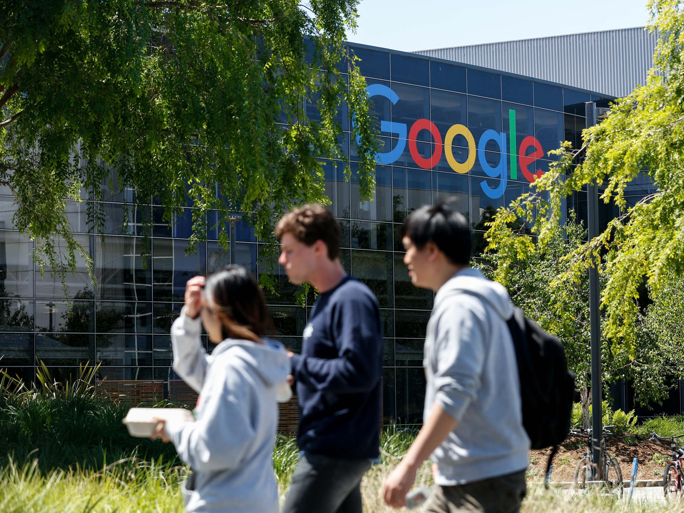 Google employee tested positive for coronavirus in Zurich