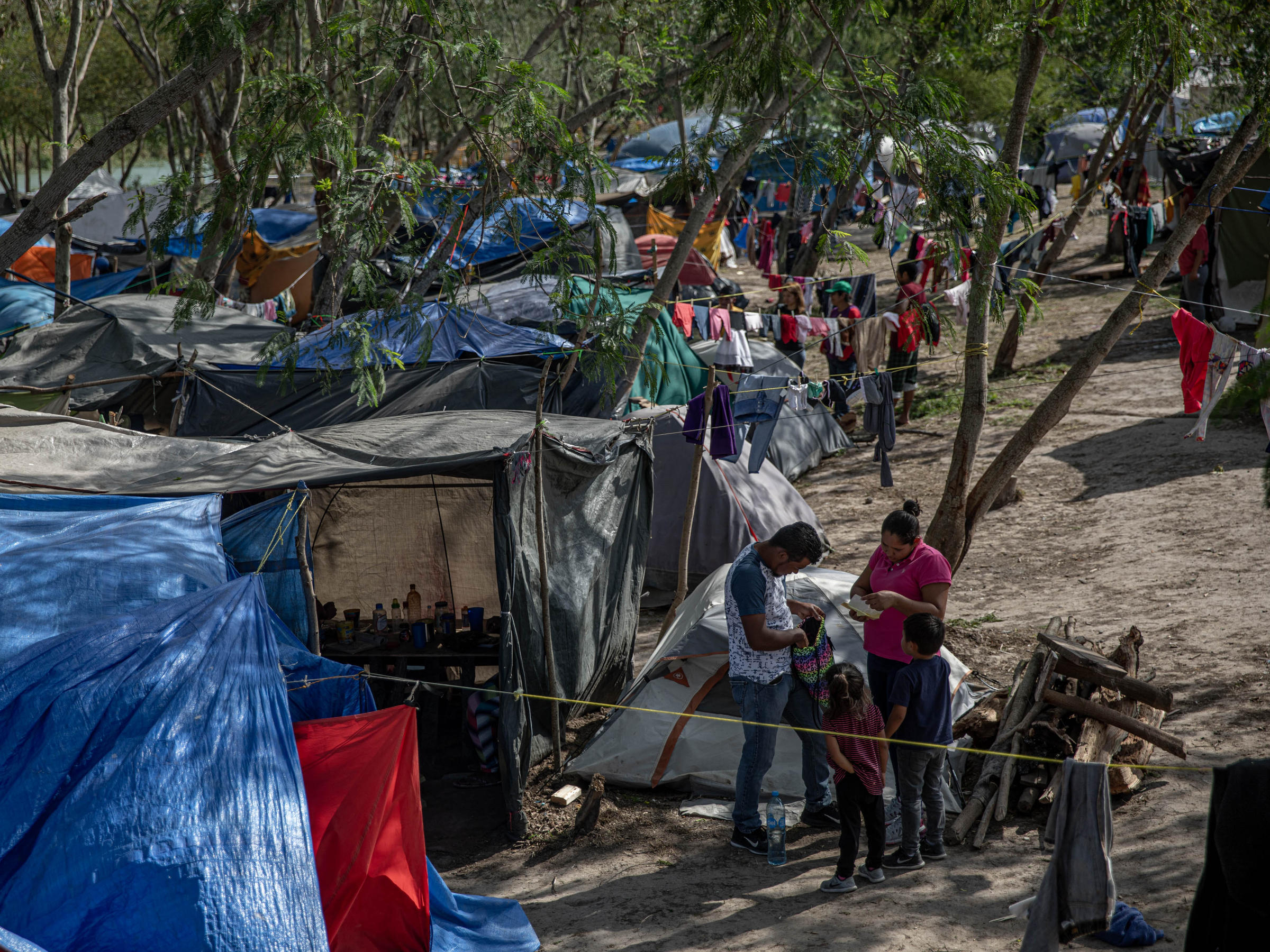 United States supreme court upholds policy of making asylum seekers wait in Mexico