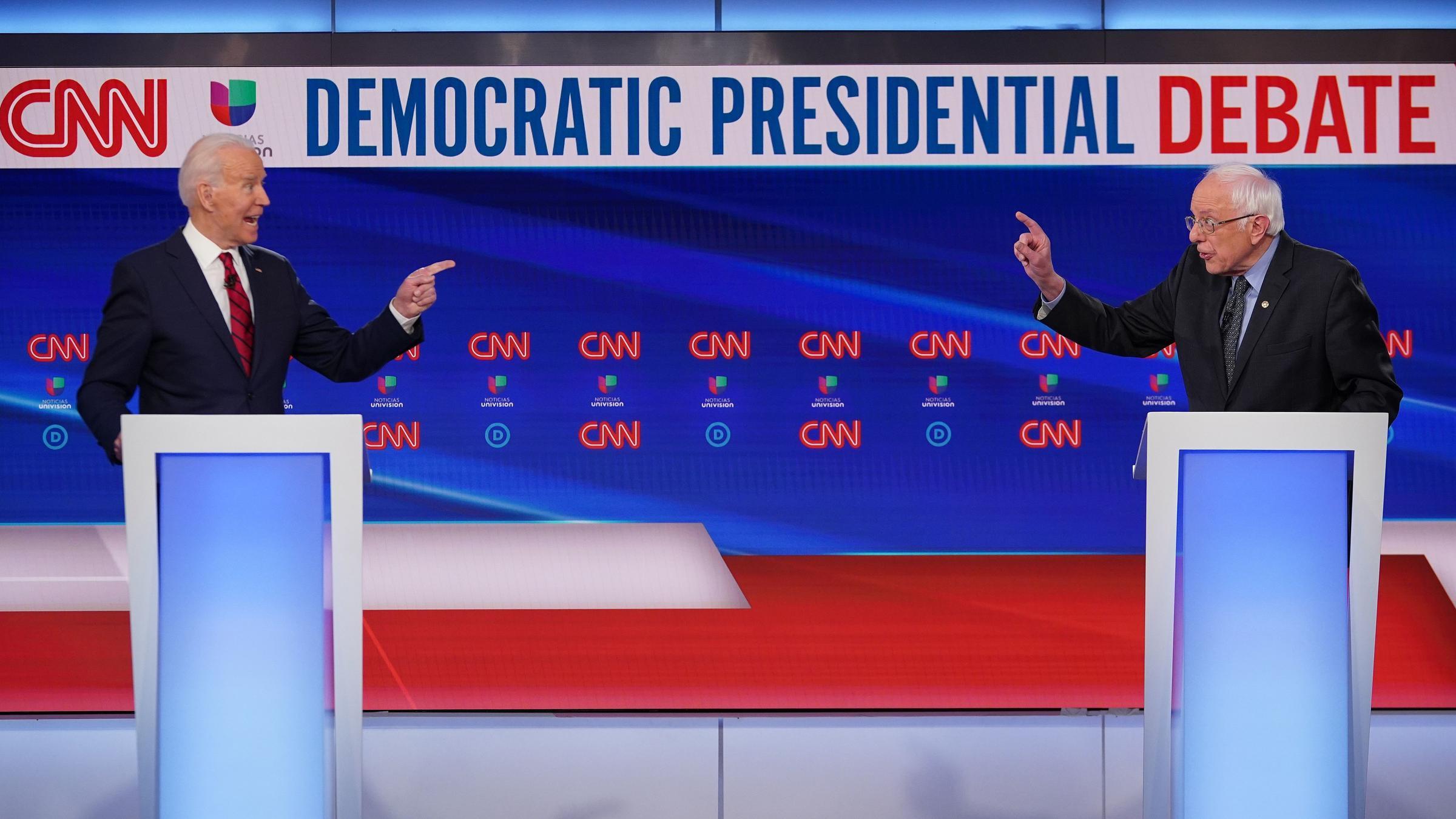 Joe Biden Wins Washington State Democratic Primary