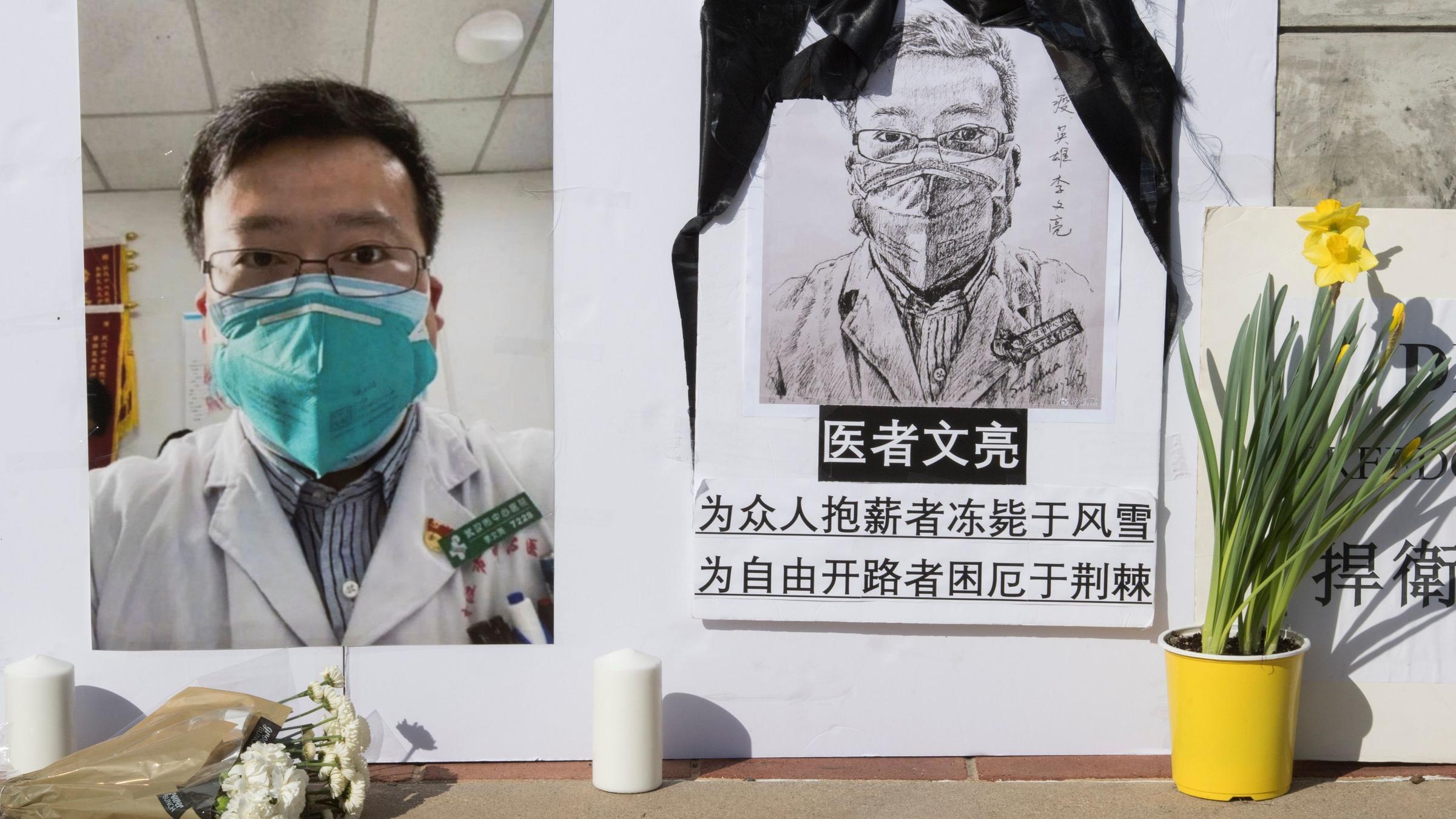 Wuhan to revoke reprimand against deceased whistleblower doctor