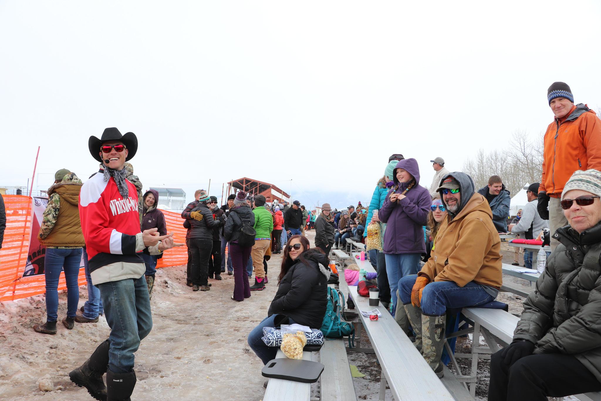 Weather Hobbles Montana Skijoring Season Mtpr