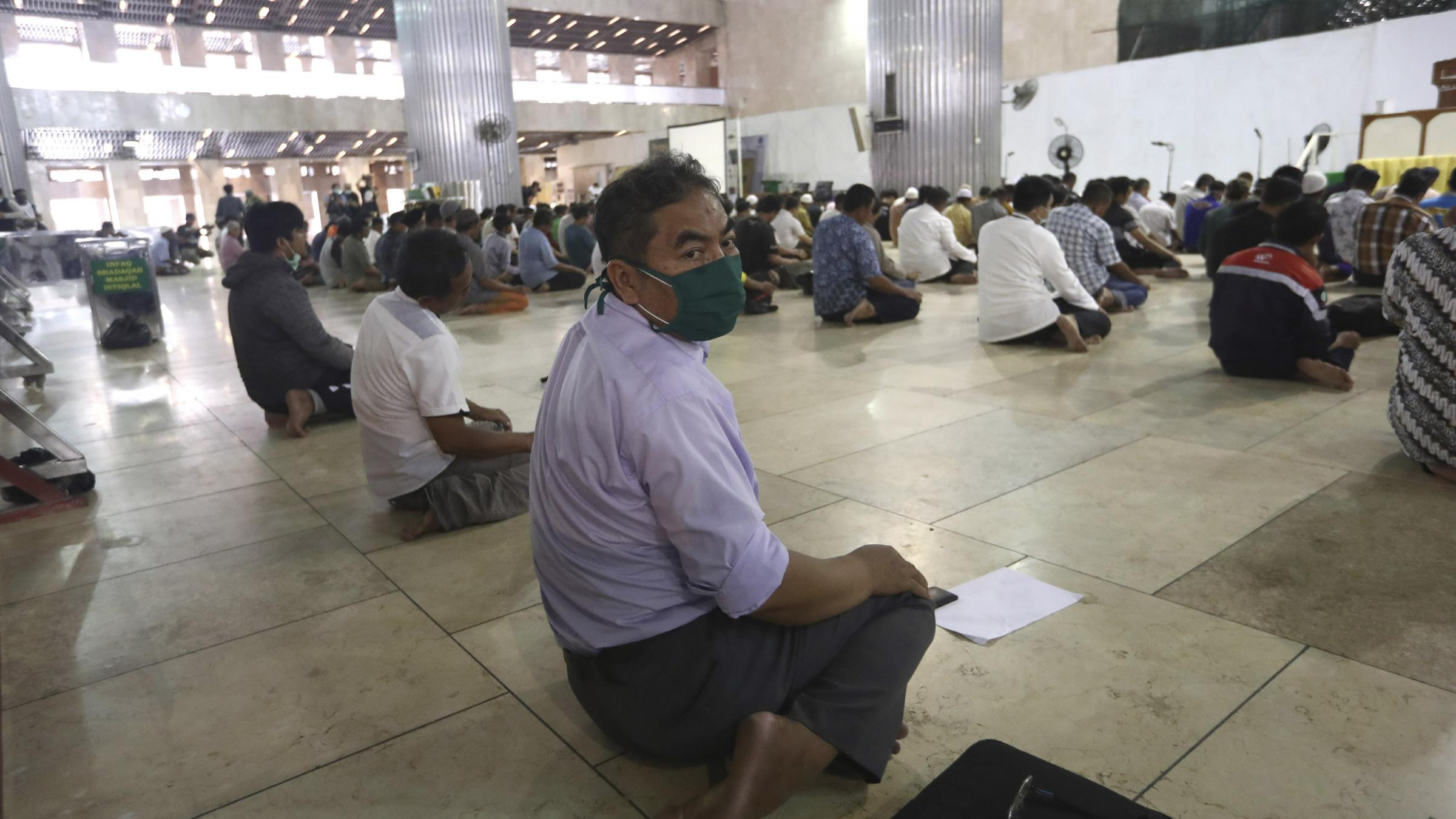 Indonesia's Capital Declares State Of Emergency To Halt ...