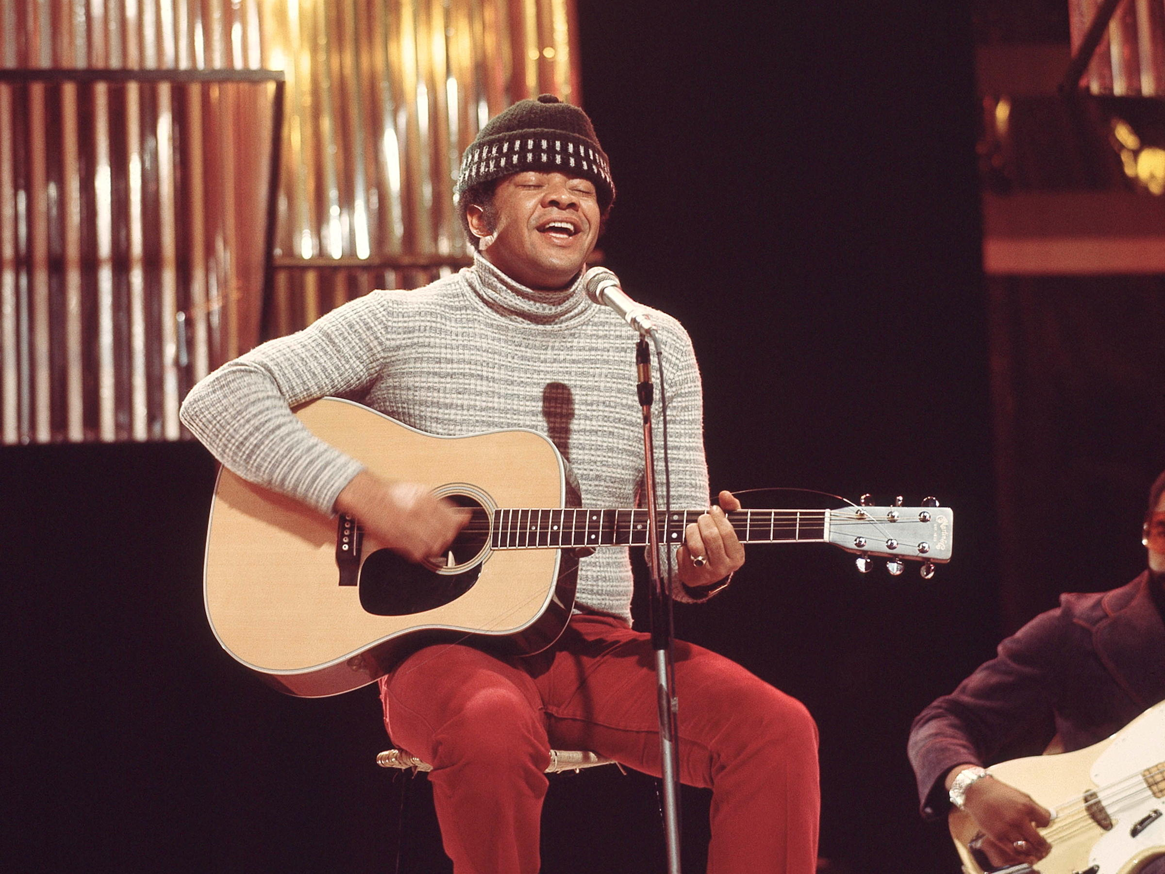 Hollywood Mourns The Passing Of Legendary Blues And Soul Singer, Bill Withers