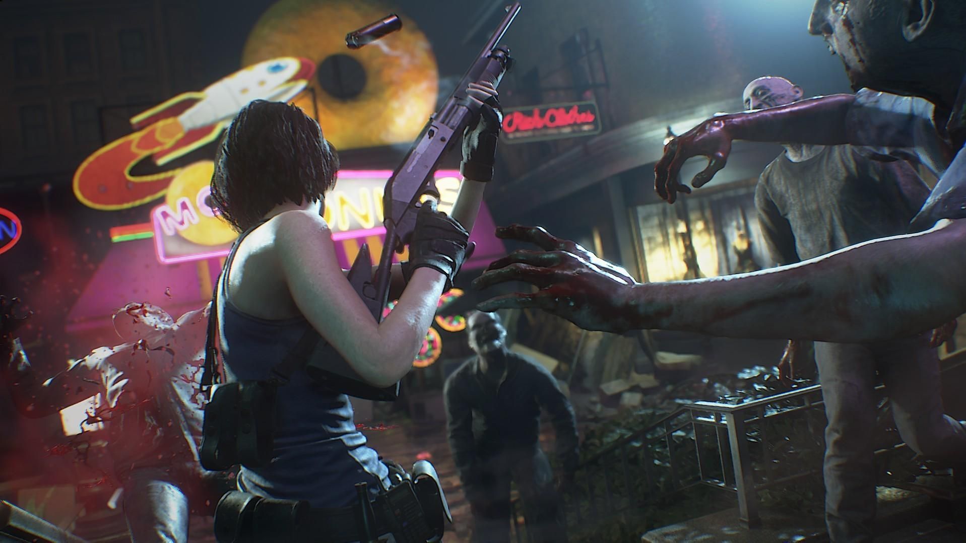 Remade Resident Evil 3 Looks Great Plays Well It S Just Not