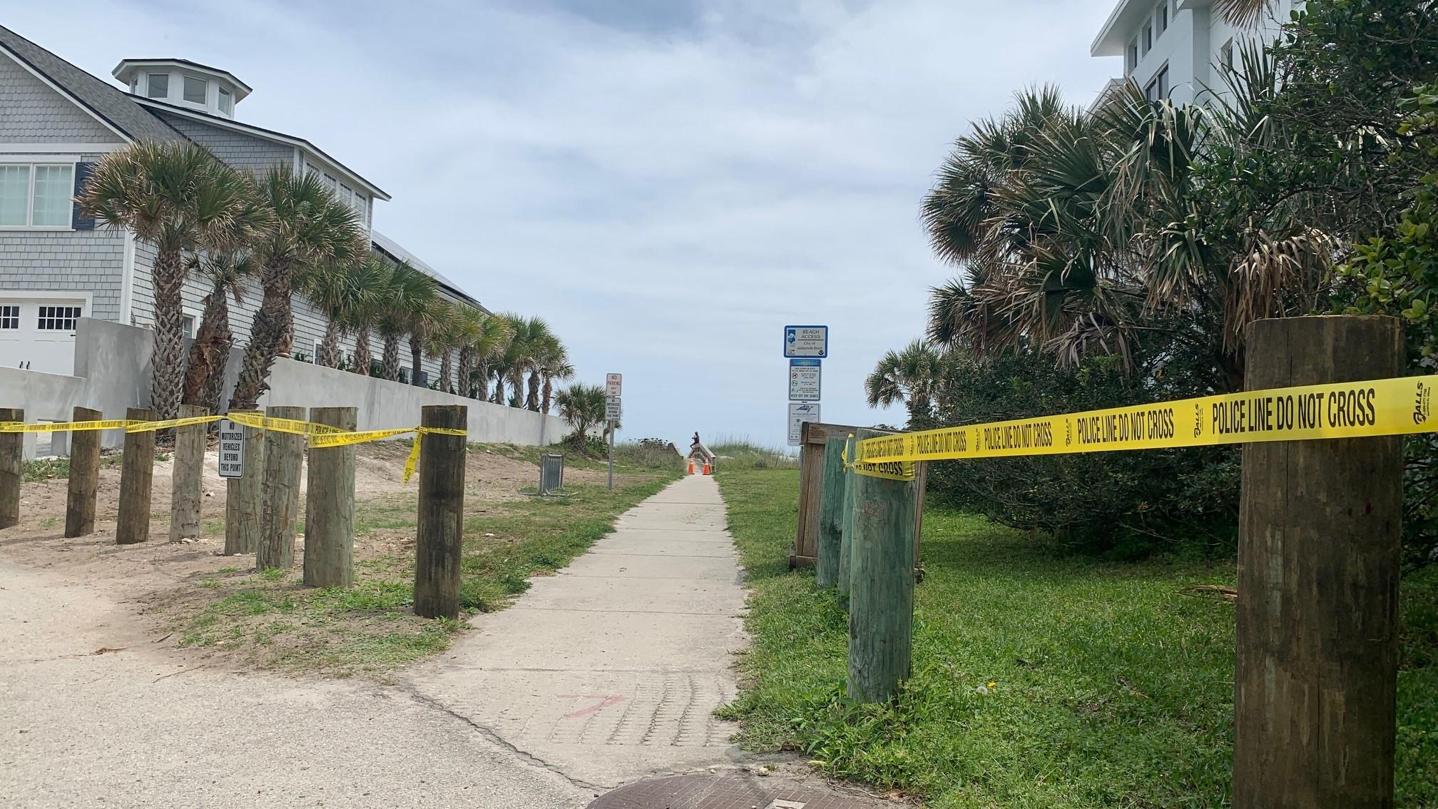 Coronavirus outbreak: Beaches in Jacksonville, Florida reopen amid COVID-19 pandemic