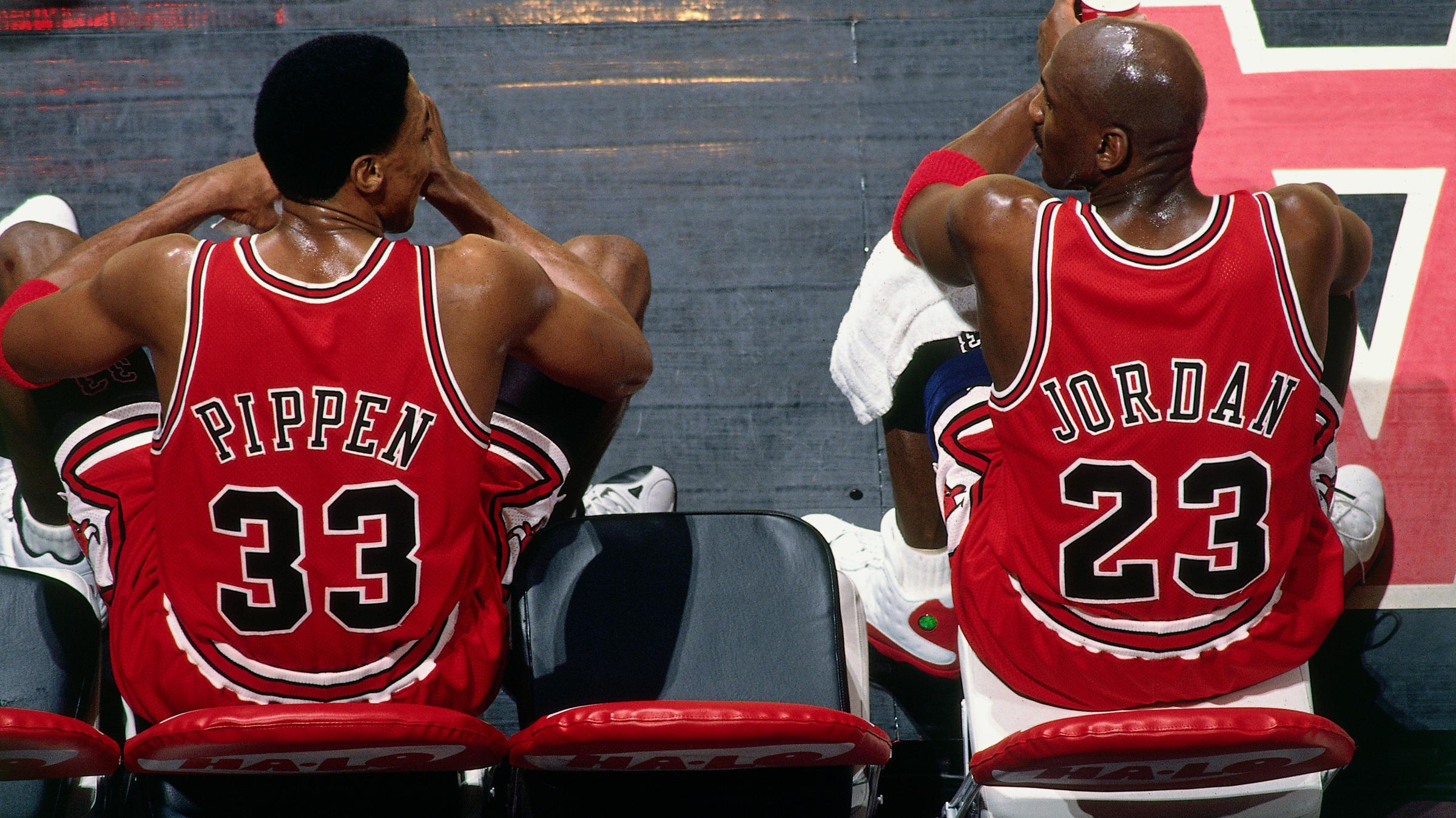 Michael Jordan And The Chicago Bulls