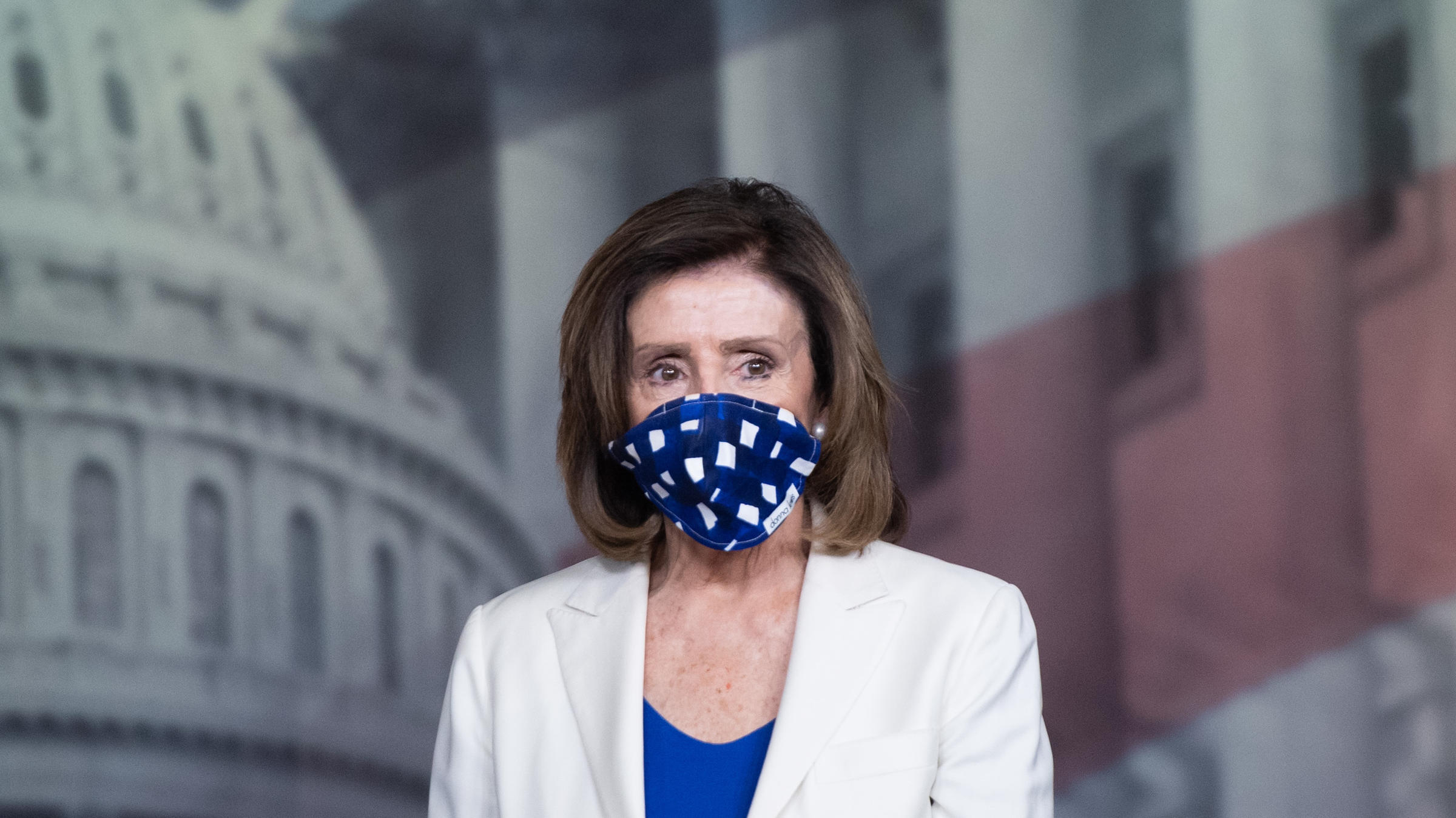 Pelosi and McConnell reject additional coronavirus tests for Congress