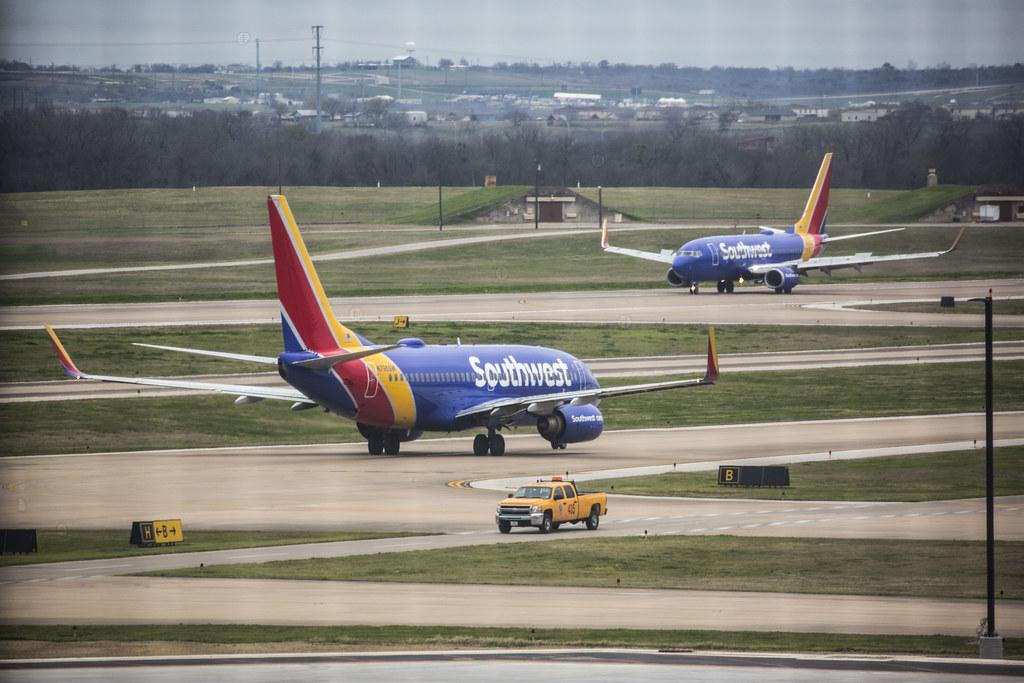 Southwest Airlines jet strikes man on Austin airport runway