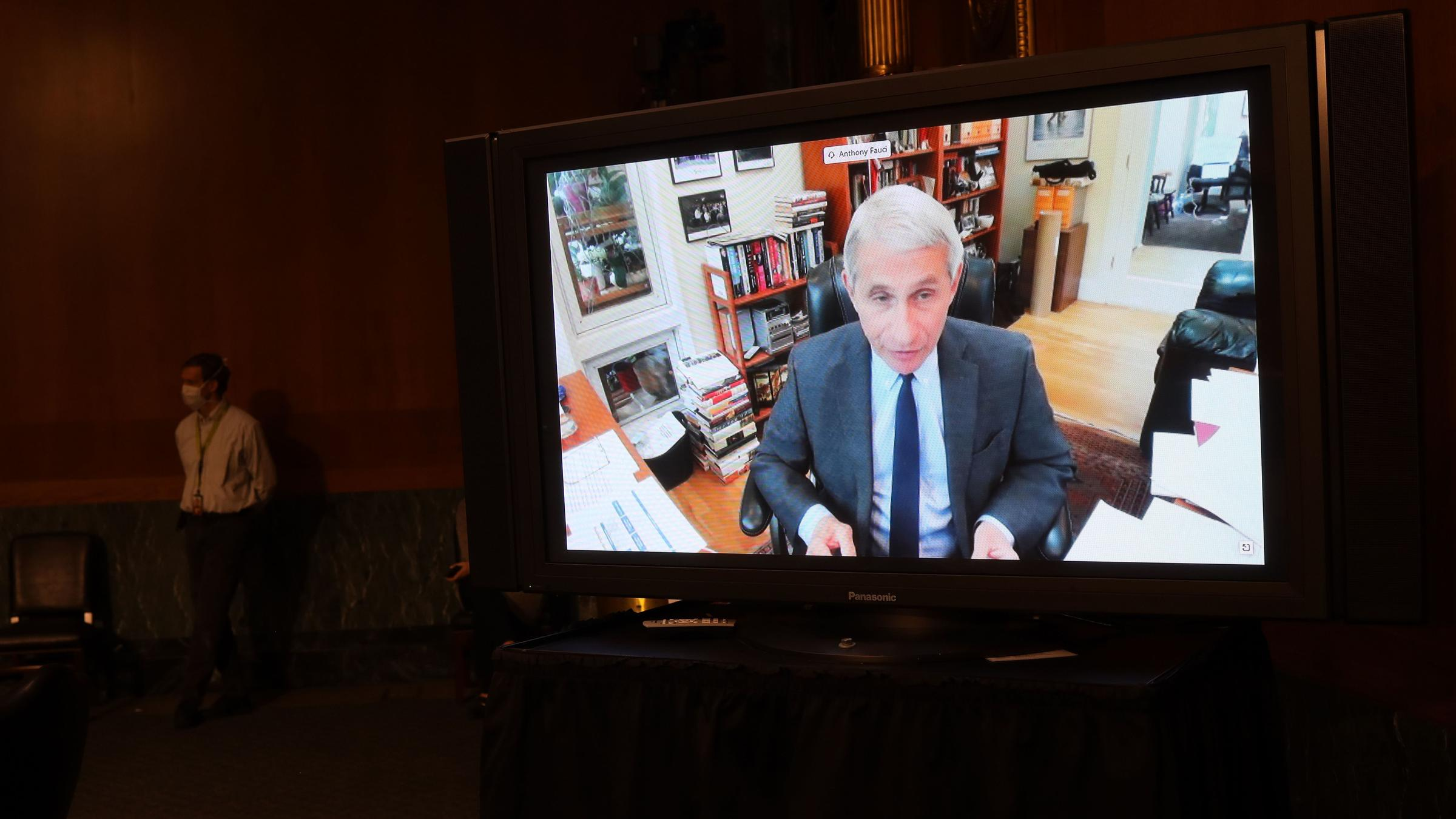 Fauci warns of dire effects of states failing to follow reopening guidelines