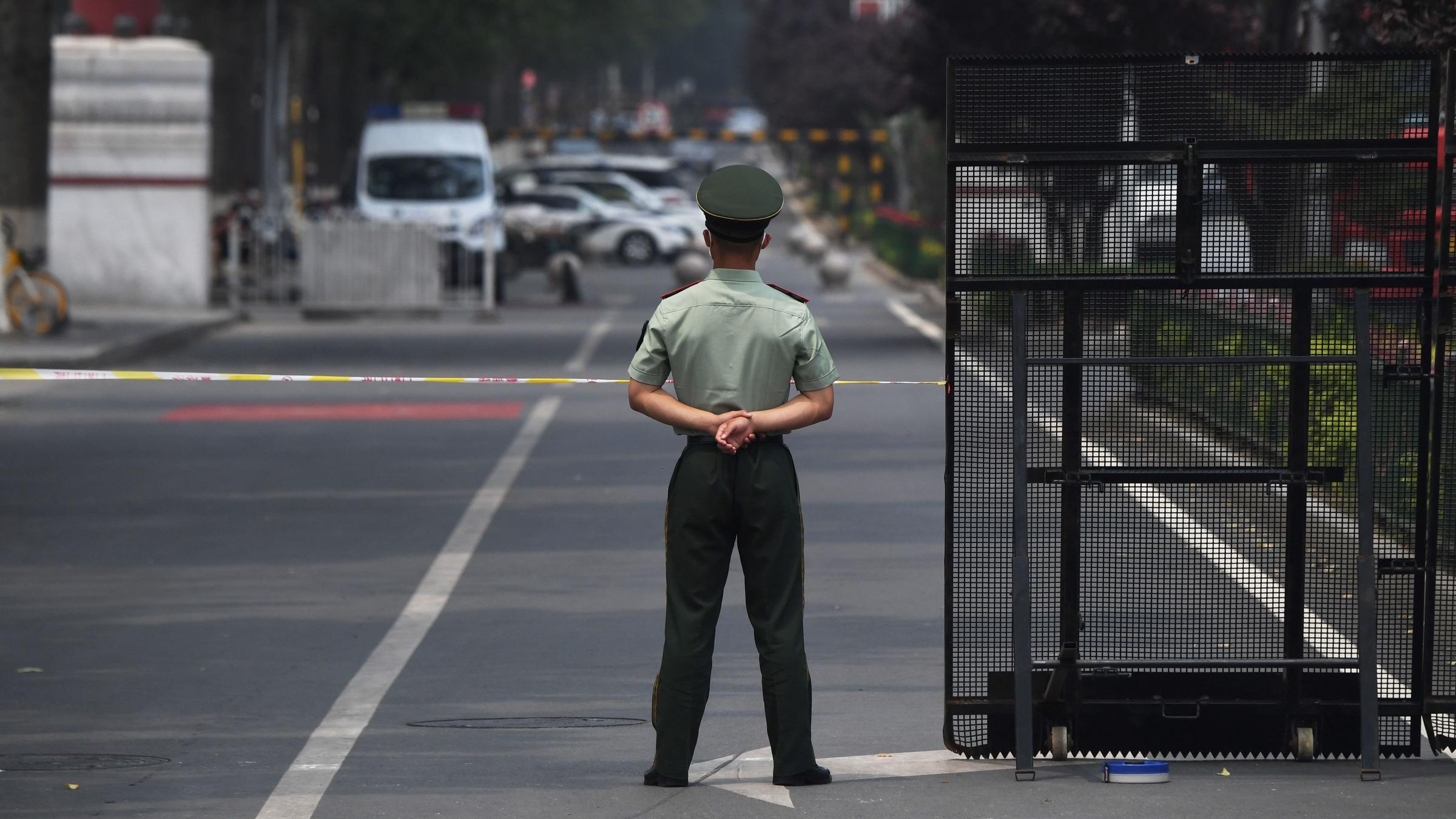 Beijing district on alert after new virus cluster