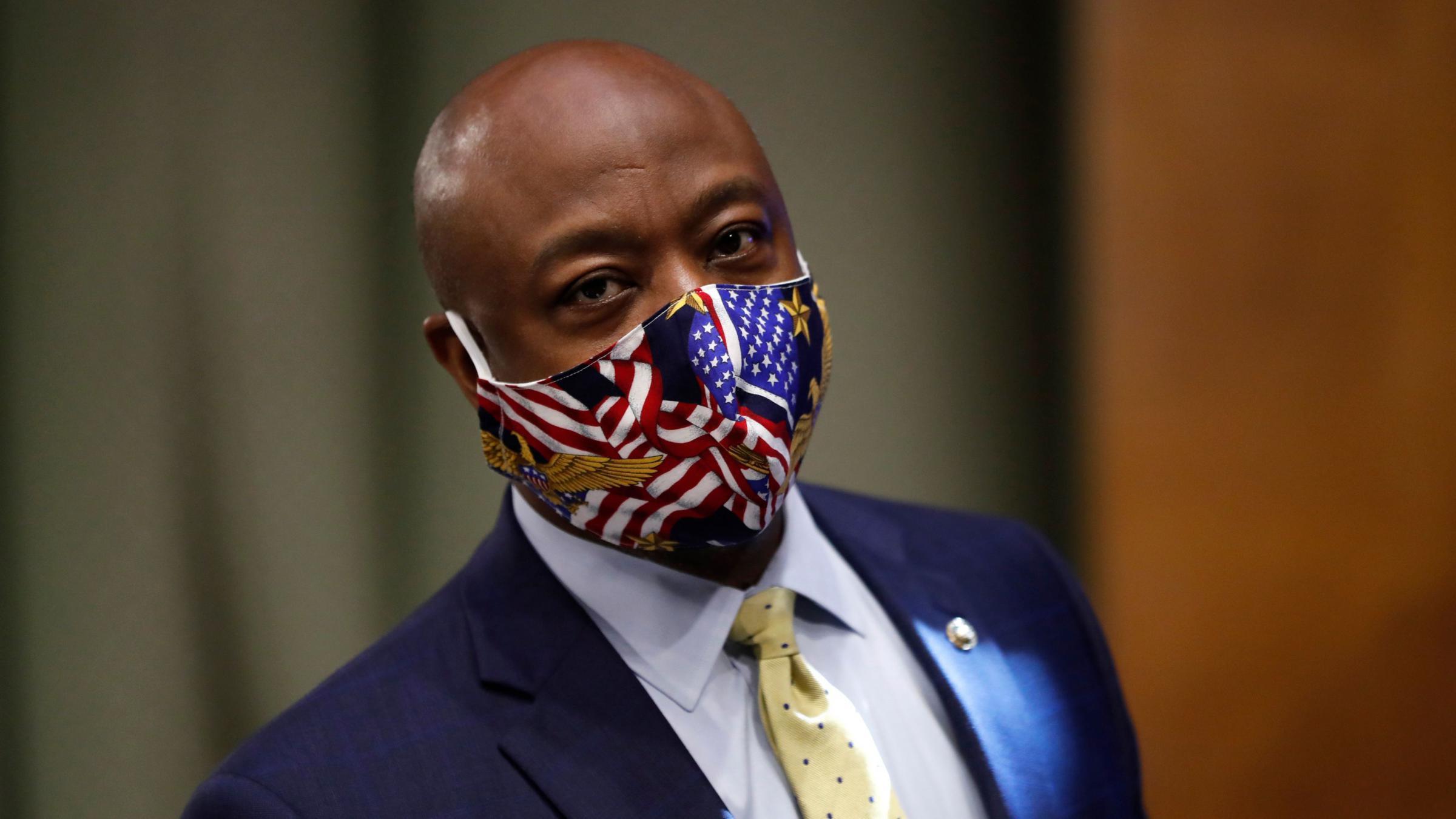 US Senate Republicans launch police reform bill to rival Democrats