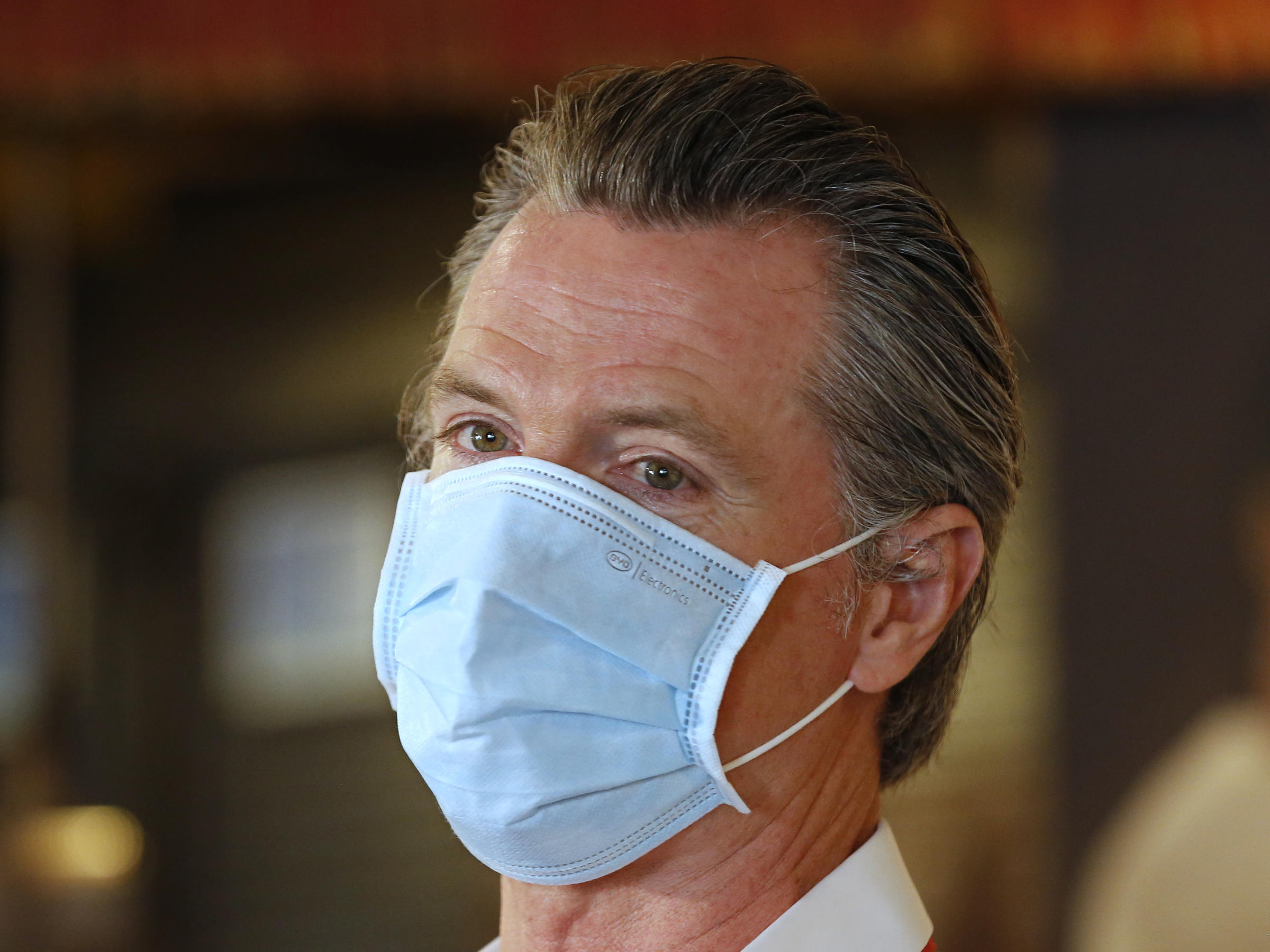 California Gov. Newsom Issues Statewide Order Requiring Masks in Public
