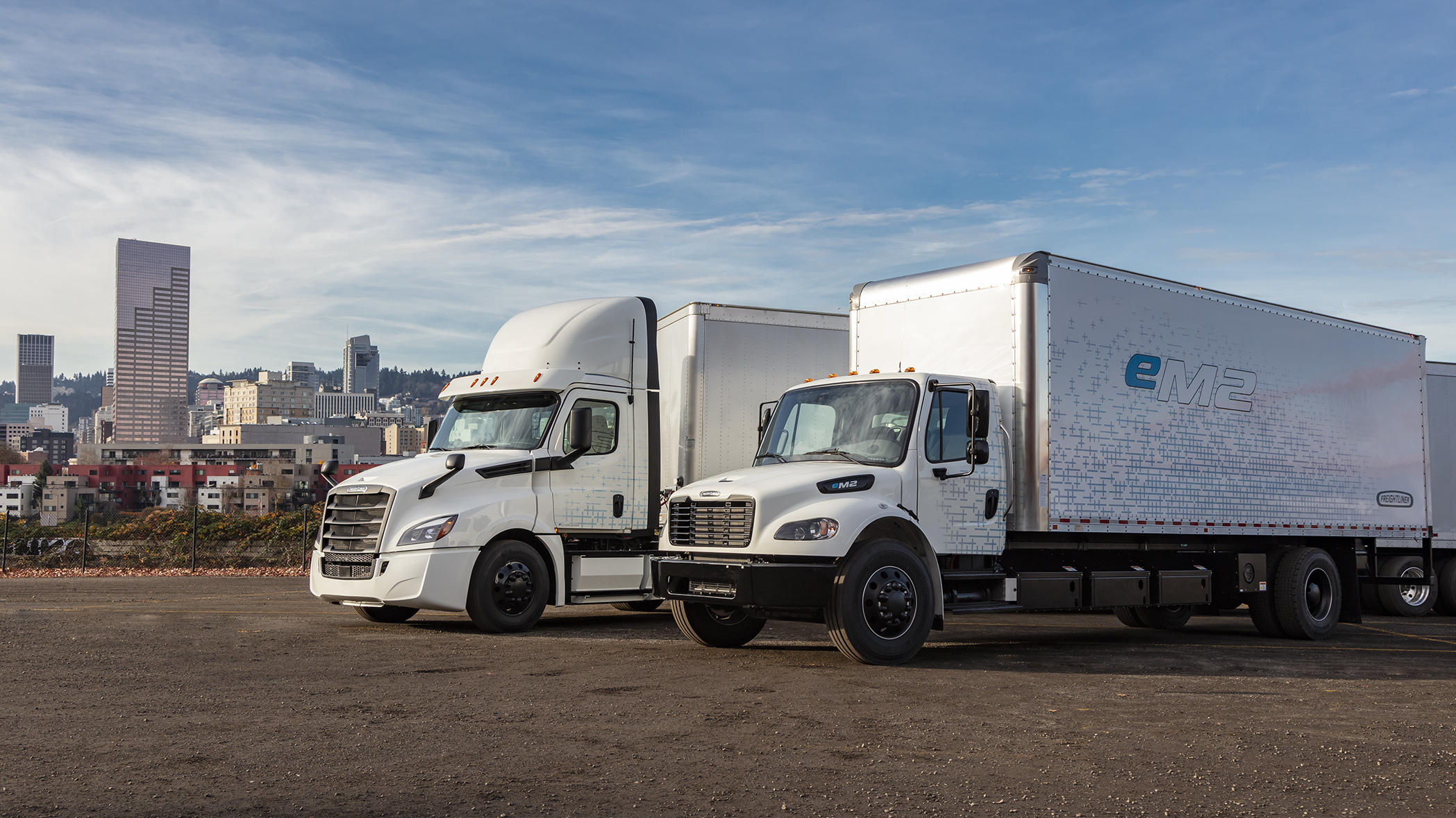 California push for zero-emissions heavy trucks starts in 2024