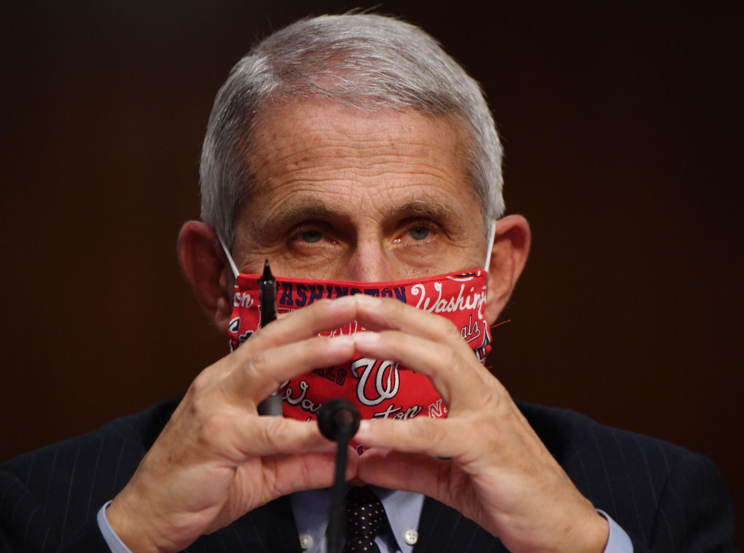 USA  could hit 100,000 new virus cases a day: Fauci