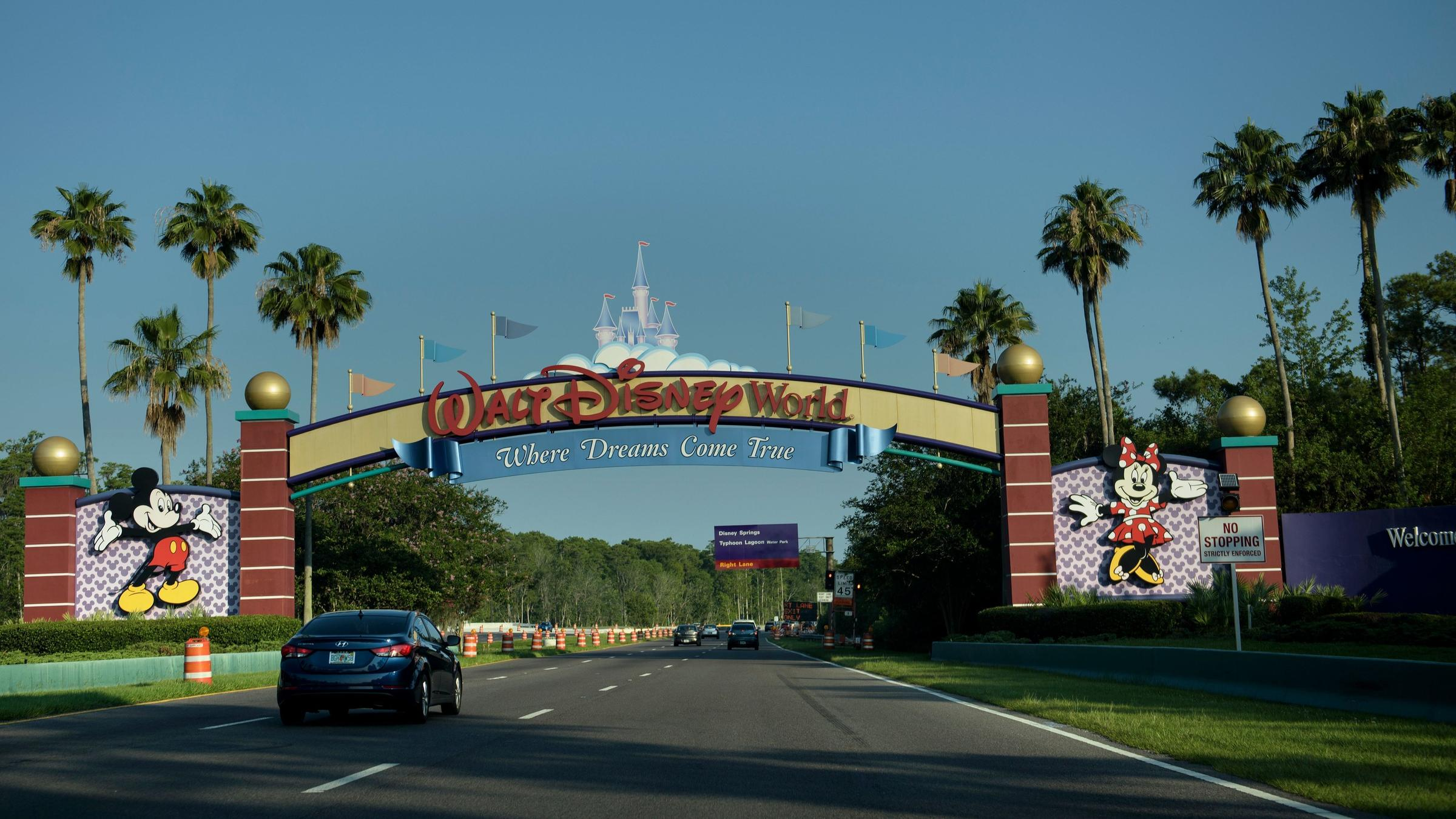 Man Arrested For Camping At Abandoned Disney World Island Wunc