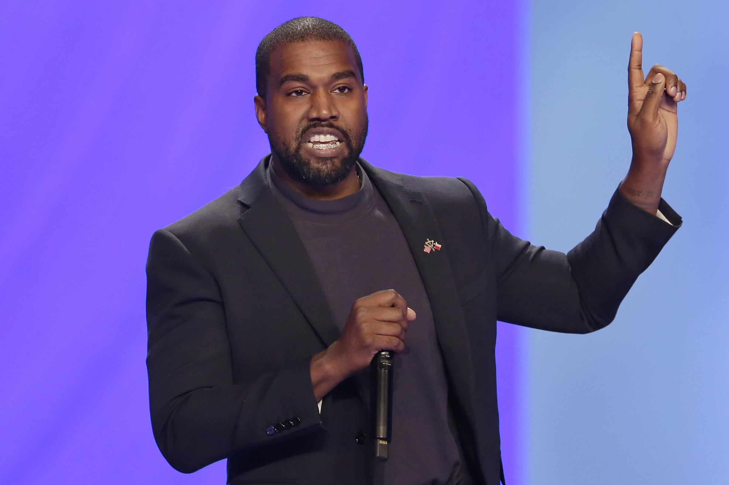 Here S How Republicans Are Boosting Kanye West S Presidential Campaign Npr Illinois