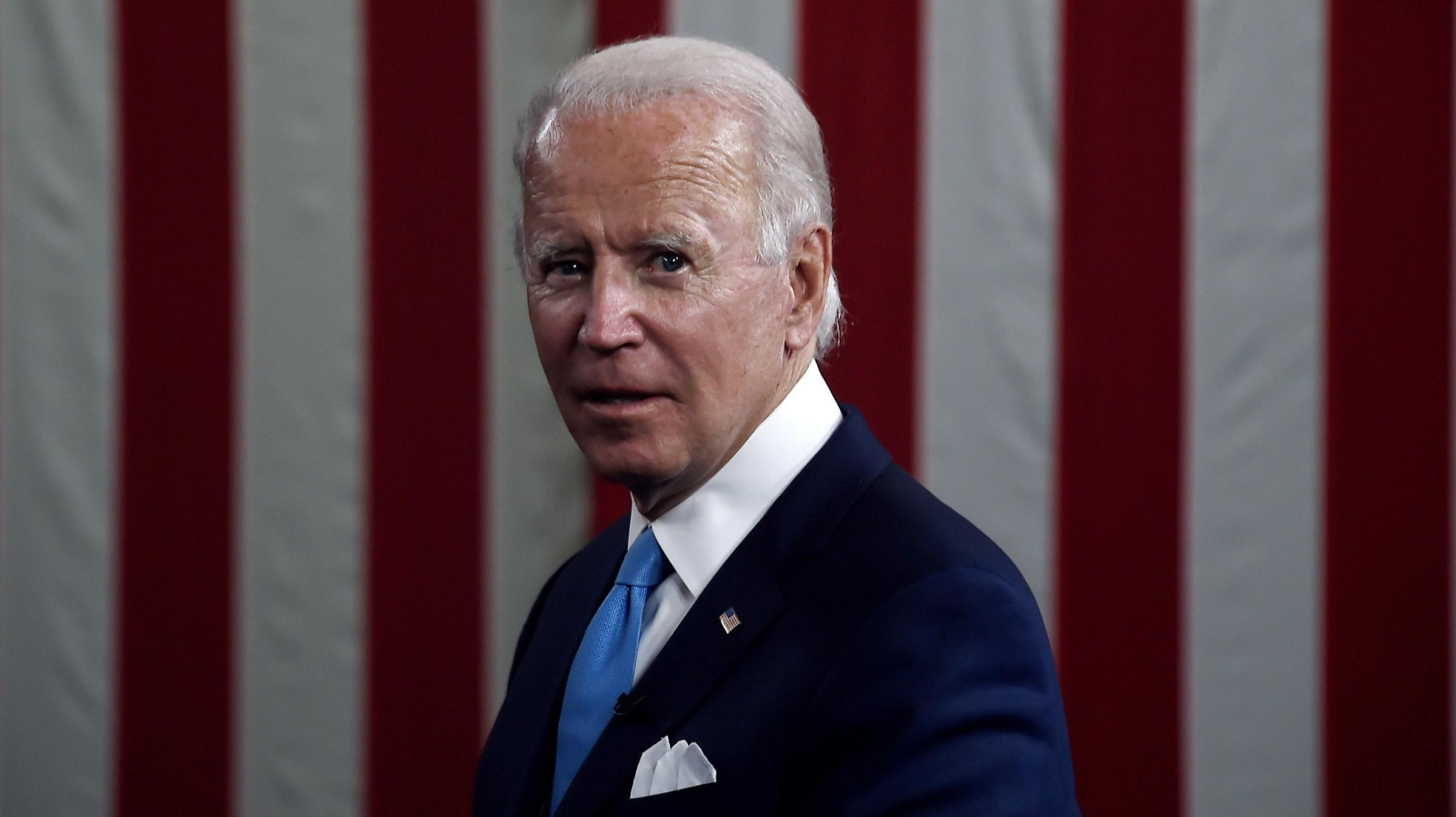 Poll Biden Expands Lead A Third Of Country Says It Won T Get Vaccinated Vermont Public Radio