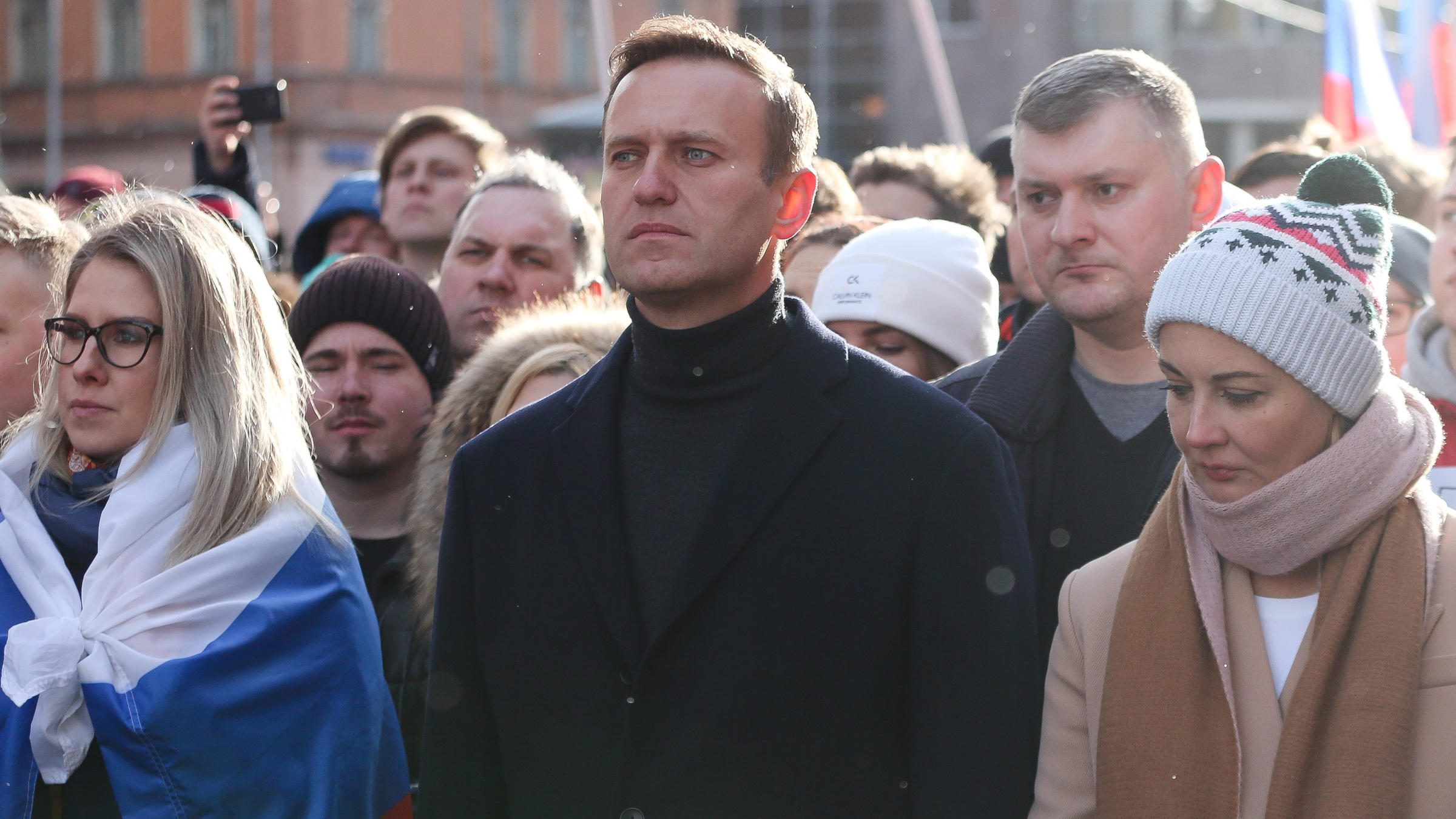 Alexei Navalny, Voice Of Russia's Opposition, Is ...