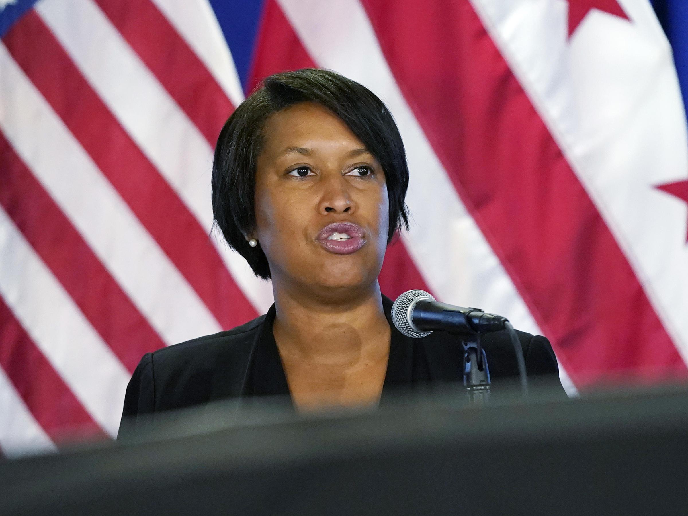 D.C. Mayor Bowser Blames Outside Agitators As Cause Of Weekend Violence |  90.5 WESA