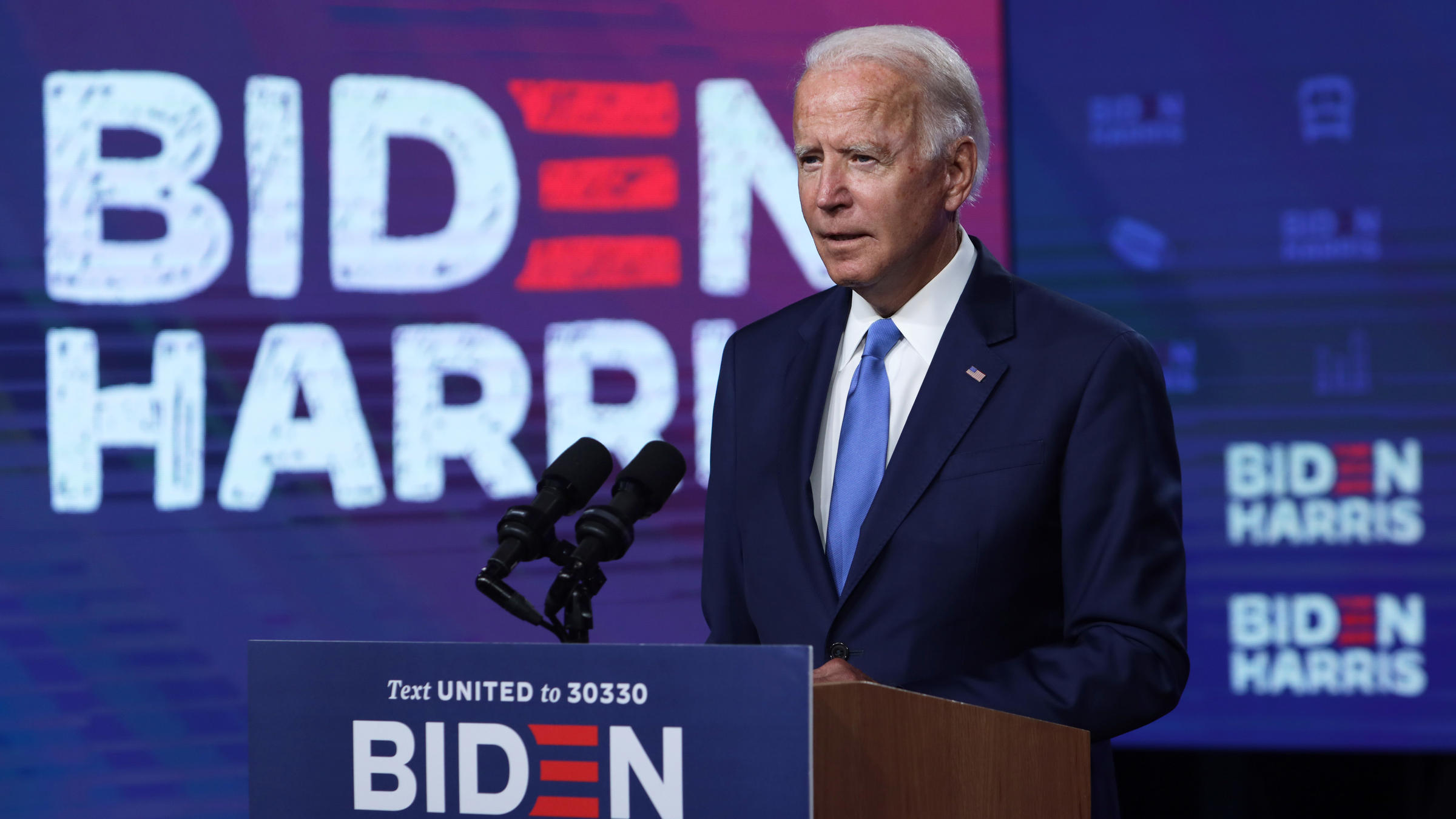 Biden bound for Kenosha as he ramps up campaign
