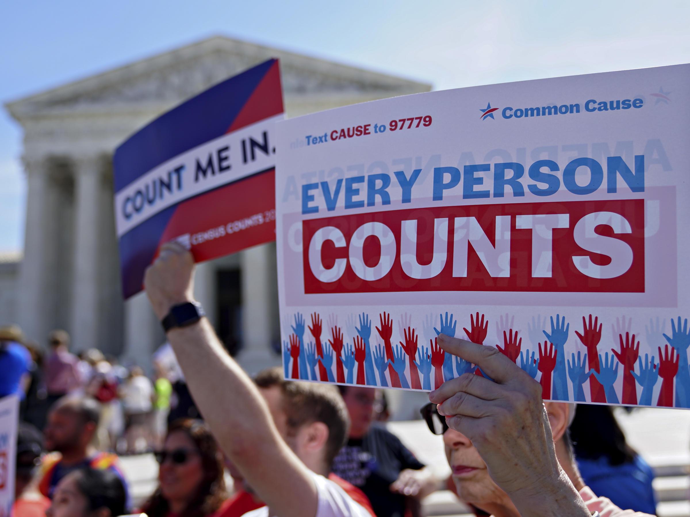 SCOTUS Set To Weigh Trump Census Power Grab Before Inauguration class=