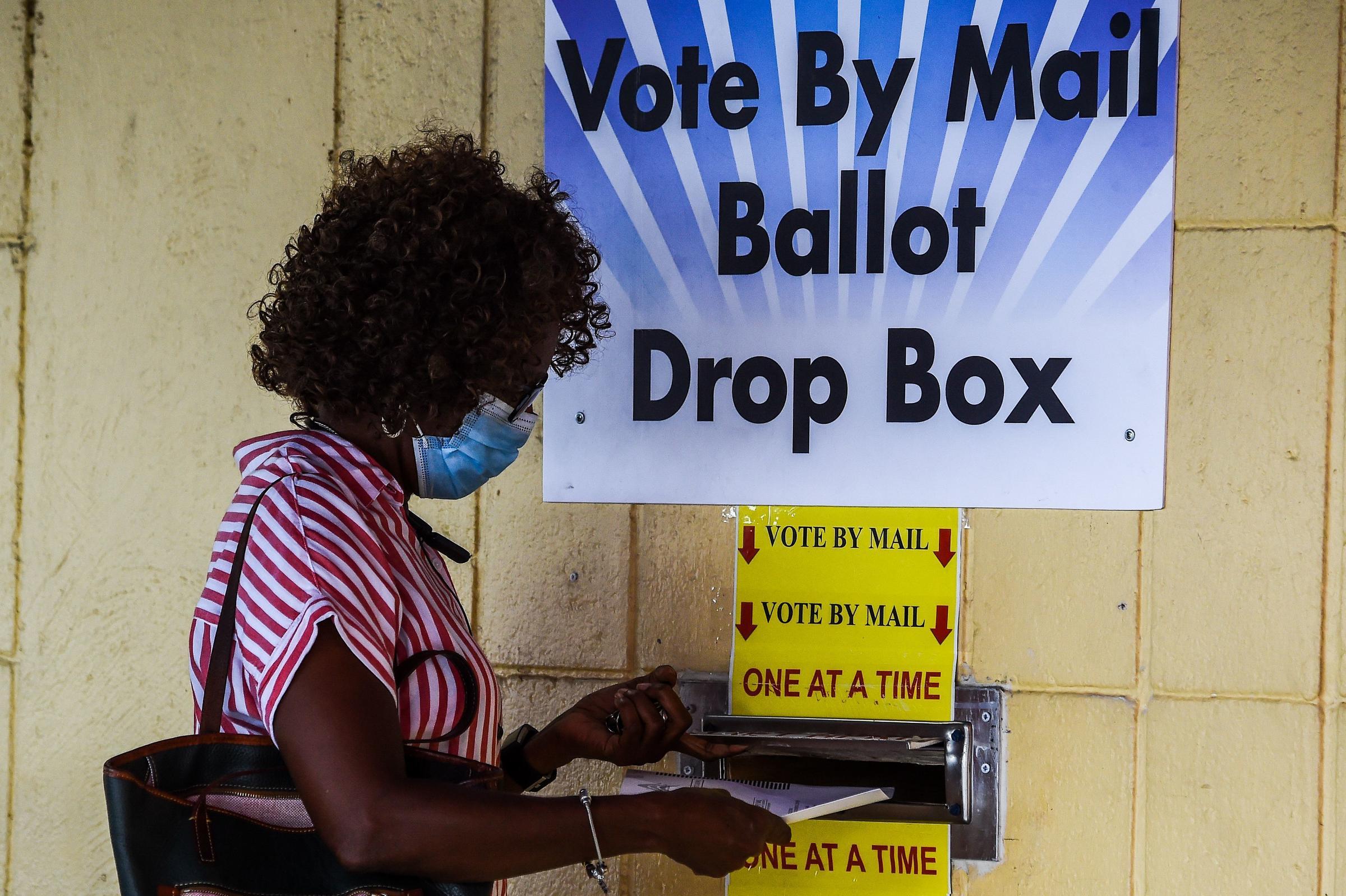 Bladen election board approves 145 absentee ballots