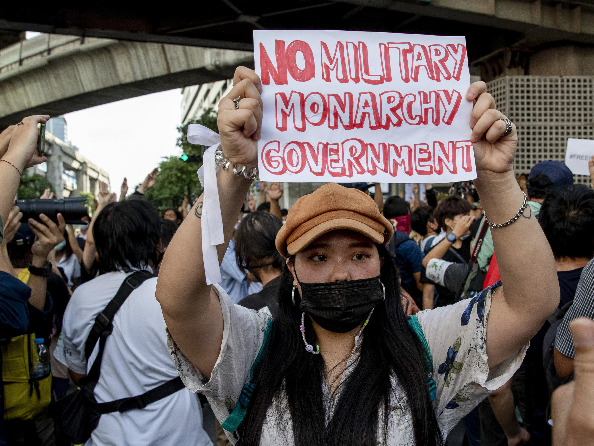 Thailand Declares Emergency, Bans Rallies as Protests Swell