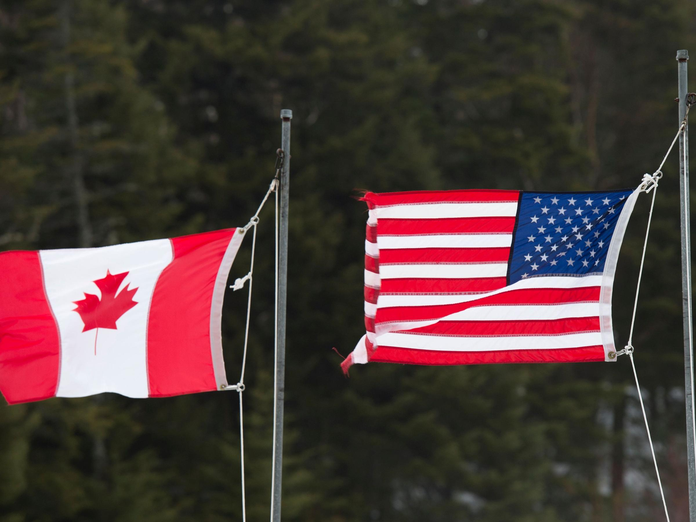 Canada keeps border closed as Covid-19 cases spike in US