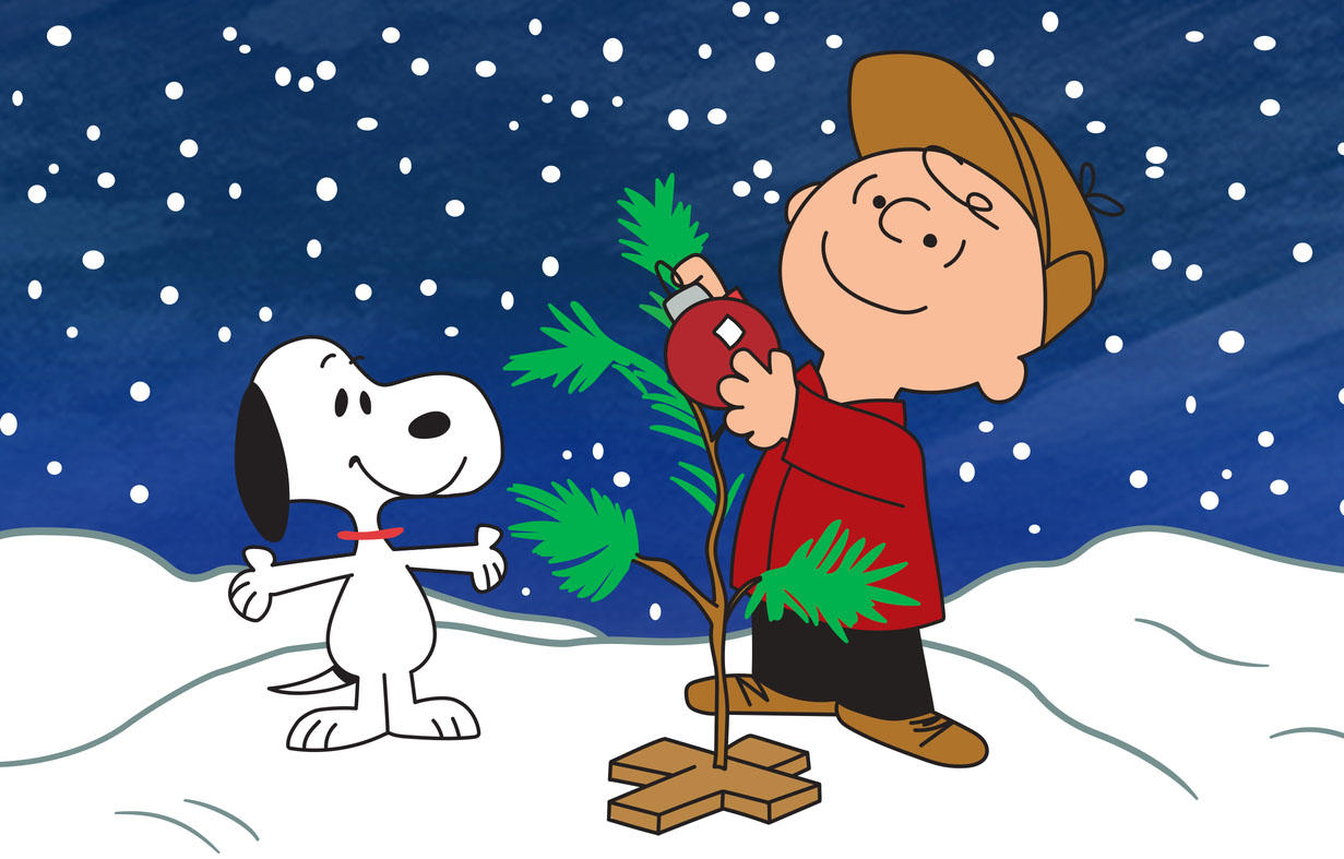Weekend - Charlie Brown specials to air on PBS