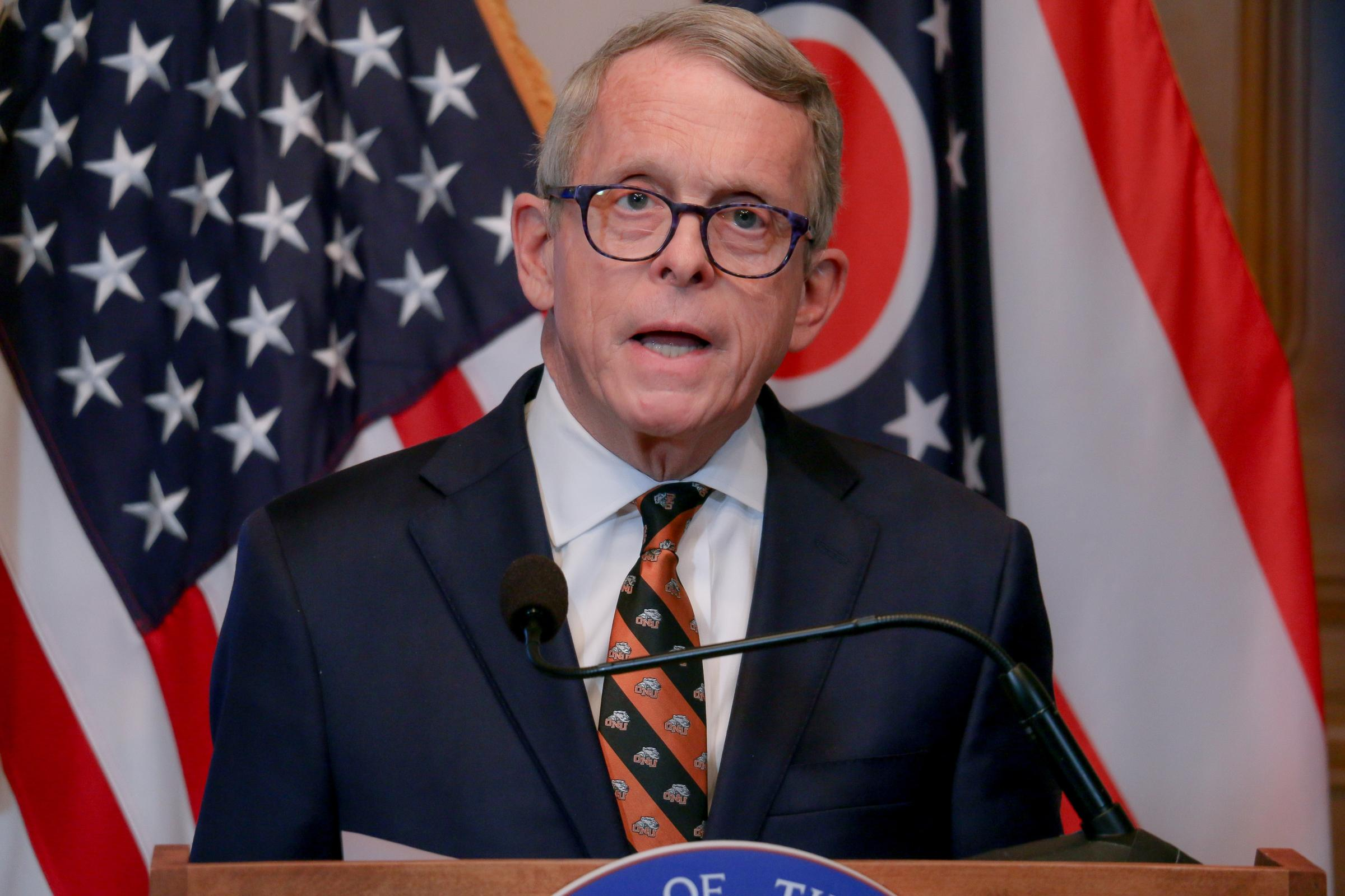 Ohio Covid 19 Cases May Plateau But Dewine Plans To Extend Curfew Wosu Radio