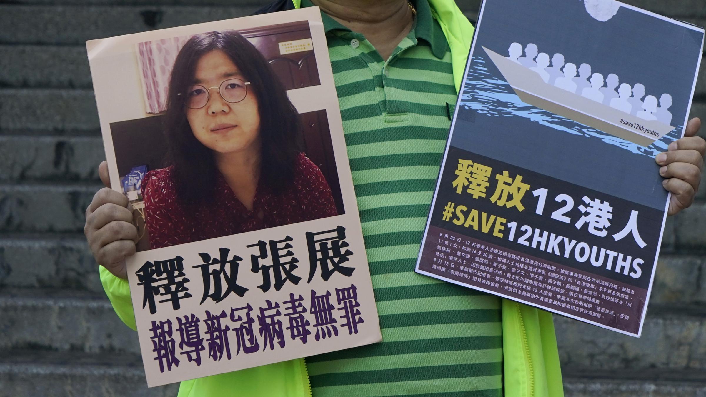 China Jails CCP Virus Citizen Journalist