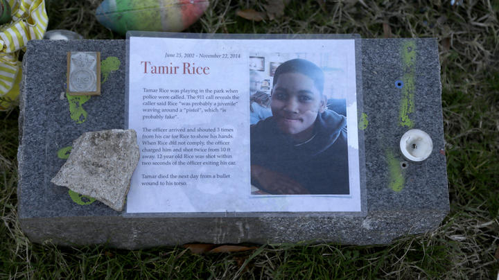 DOJ declines to press charges against officers in Tamir Rice case