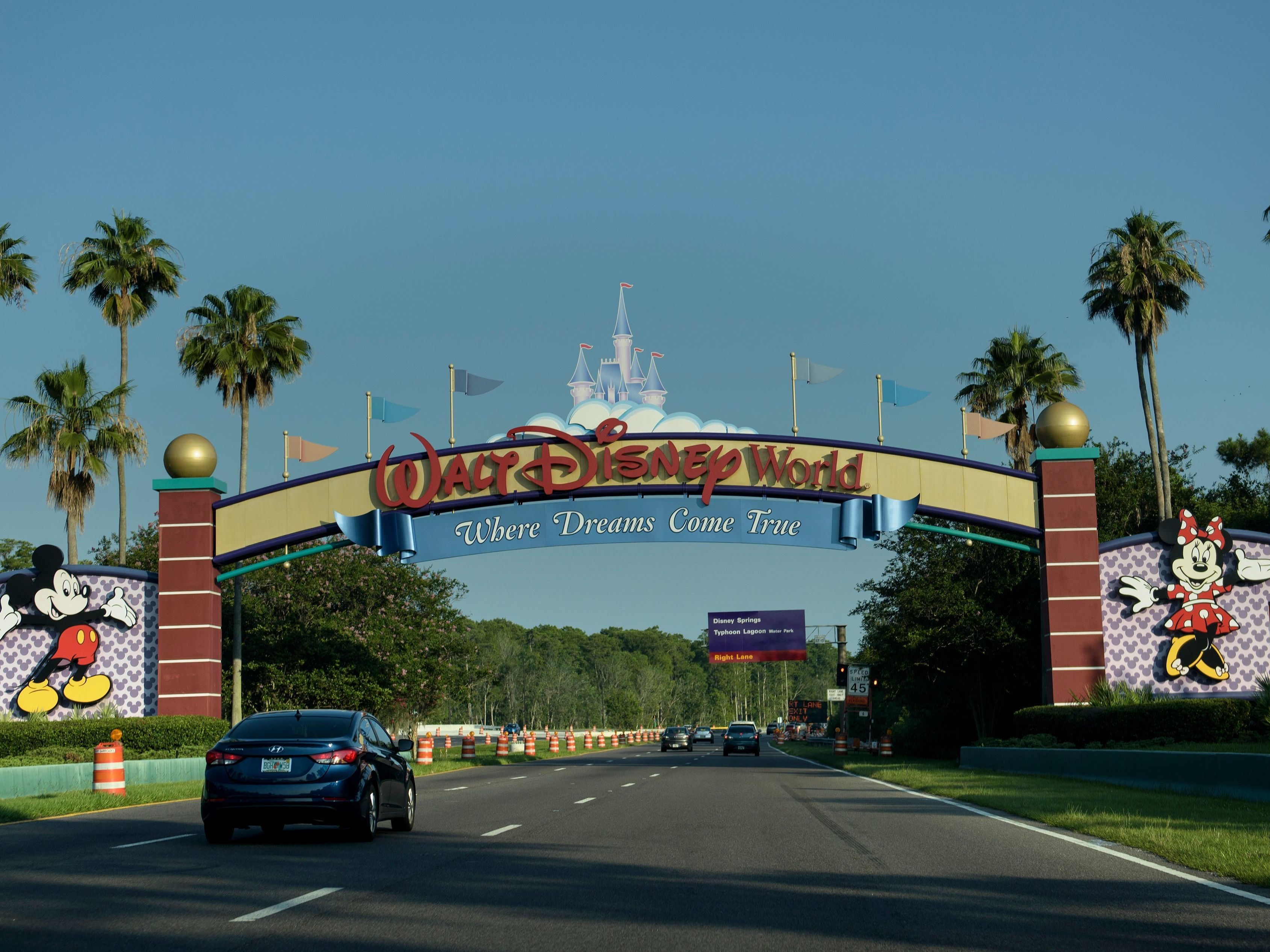 Man Arrested For Camping At Abandoned Disney World Island Wjct News
