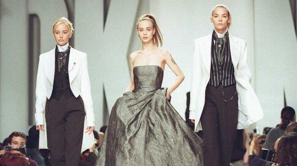 Donna Karan Leaves Behind A Fashion Legacy Wunc