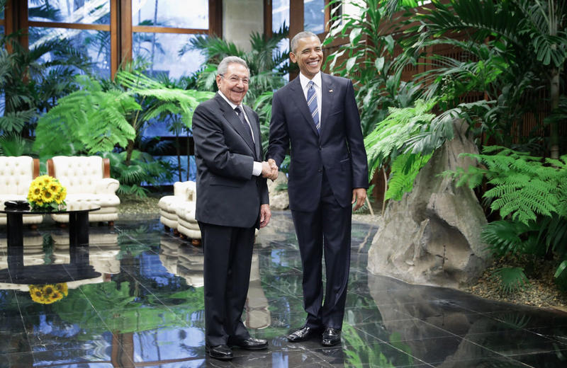 What Obama's Visit To Cuba Means For U.S.-Cuba Relations