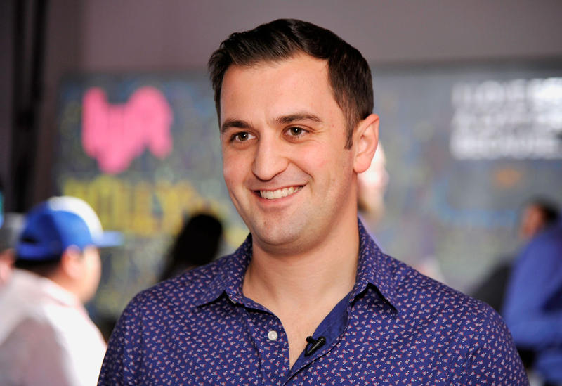 Lyft Co-Founder Shares His Vision For The Future Of Ride-Sharing