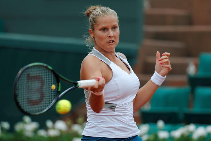 American Tennis Player Shelby Rogers Makes It To French Open Quarter Finals