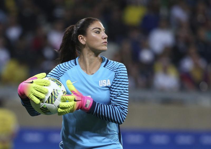 U.S. Women's Soccer Goalkeeper Hope Solo Suspended For Calling Opponent 'Cowards'