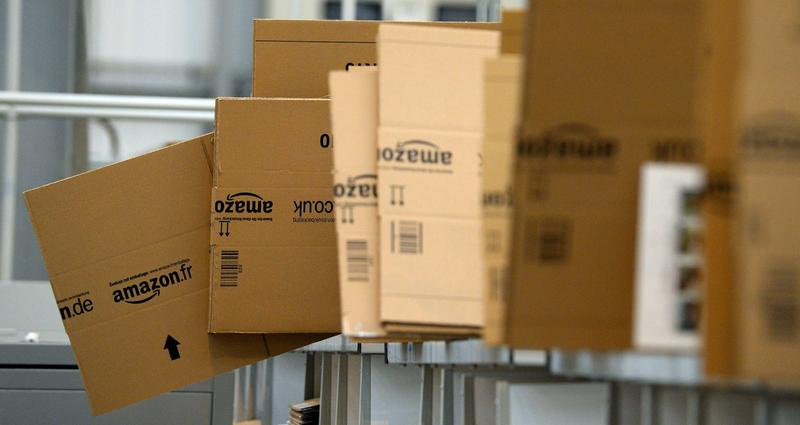 Online Retail's Having A Good Year. So Is Cardboard.