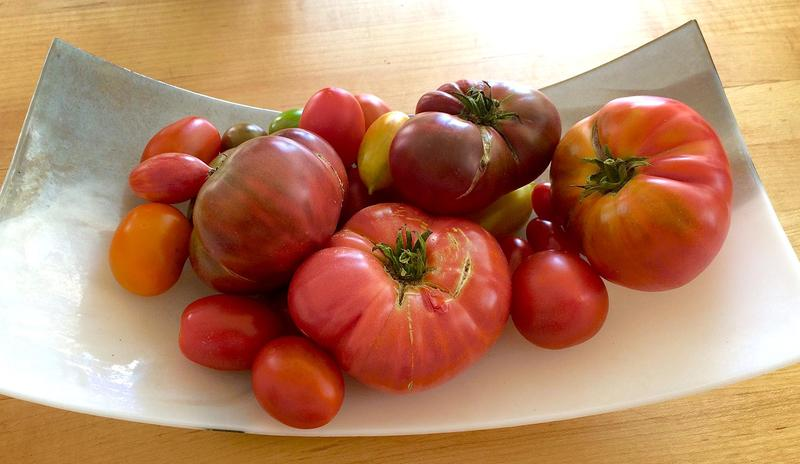 Making The Most Of Summer Tomatoes With Resident Chef Kathy Gunst
